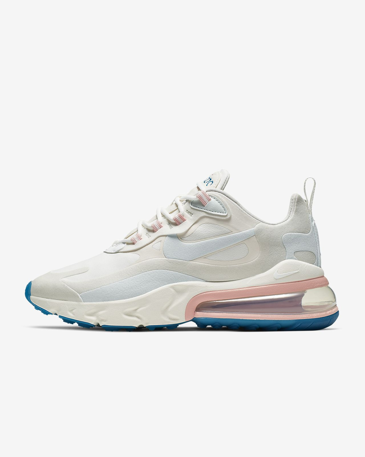 Nike Air Max 270 React (American Modern) Women's Shoe