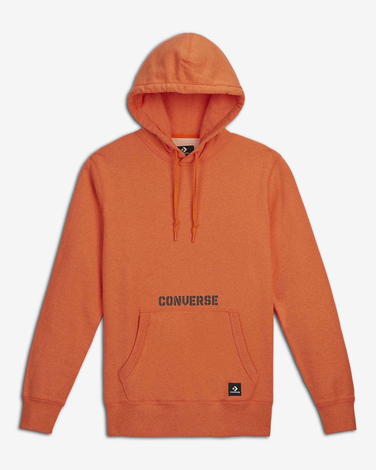 Converse Essentials Reflective Star Chevron  Men's Pullover Hoodie