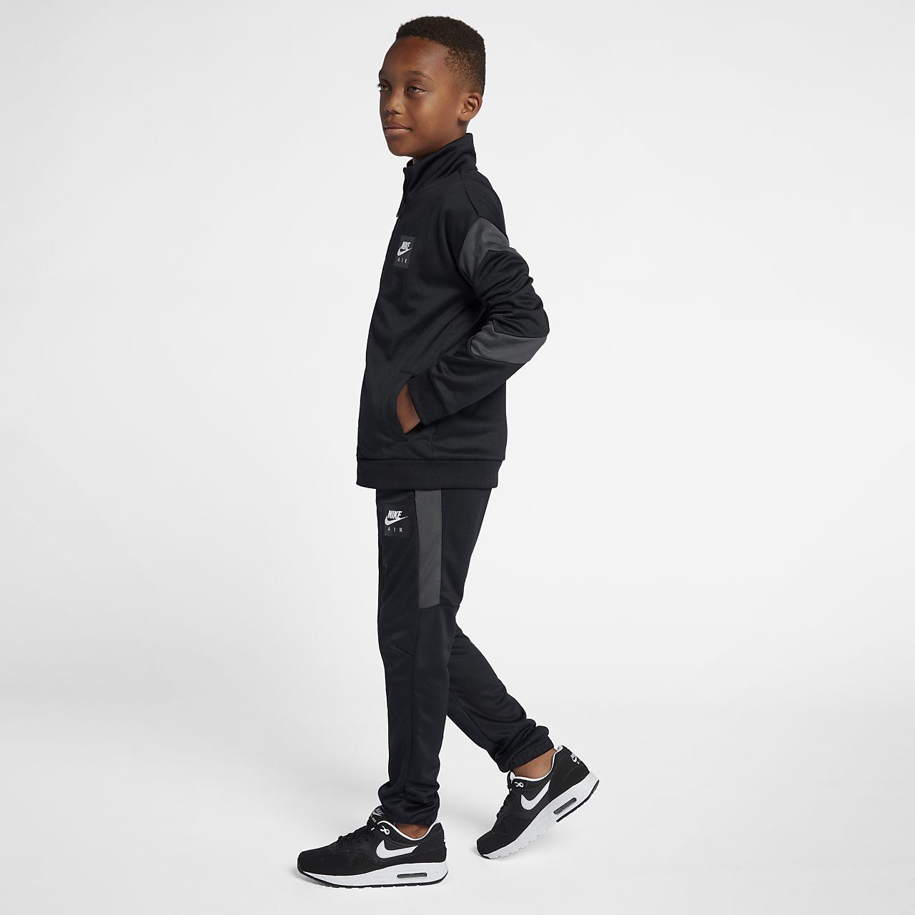 9f0e9d0a05cf Nike Air Older Kids  (Boys ) Tracksuit. Nike.com GB