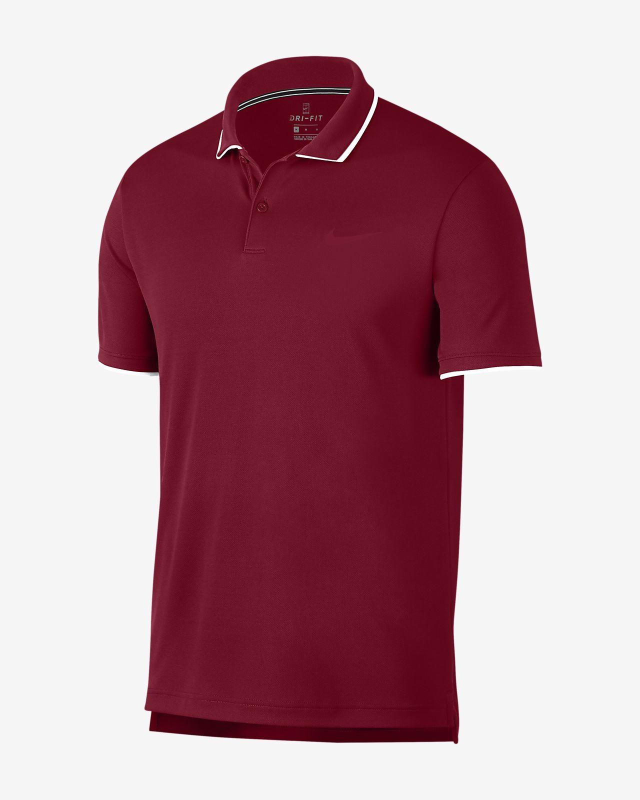 Męska koszulka polo do tenisa NikeCourt Dri-FIT