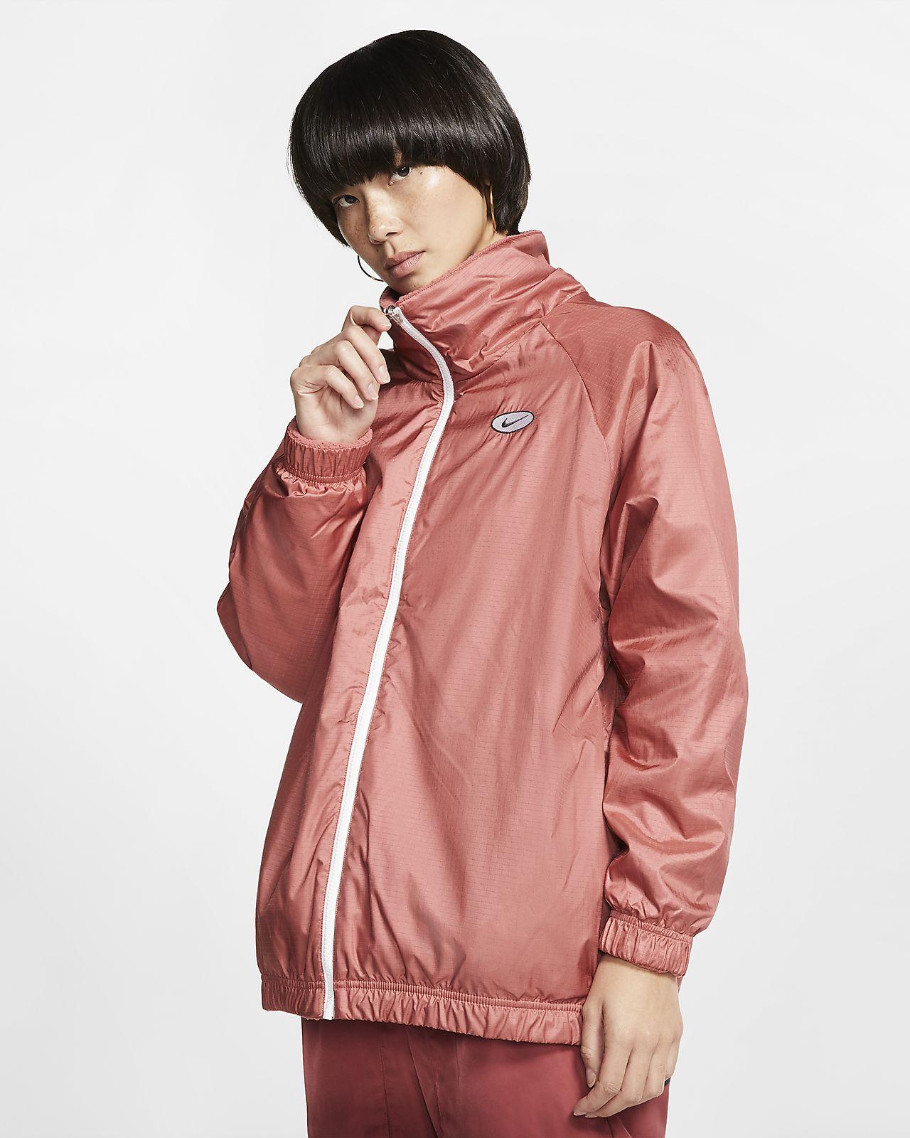 Damenjacke Swoosh Wendbare Nike Sportswear Sherpa CodxBe