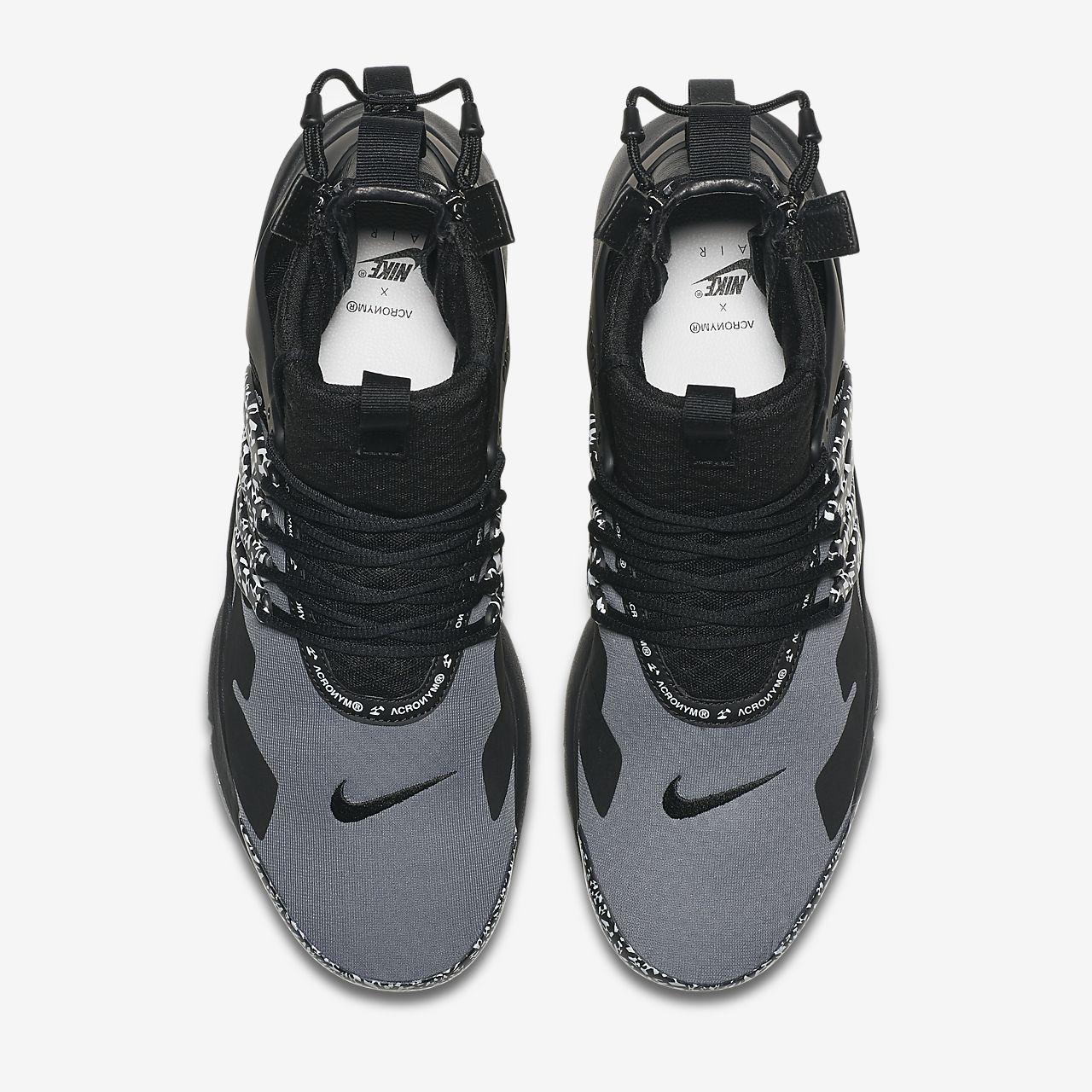 Nike Air Presto Mid SP x Acronym Men s Shoe. Nike.com IN 008006053