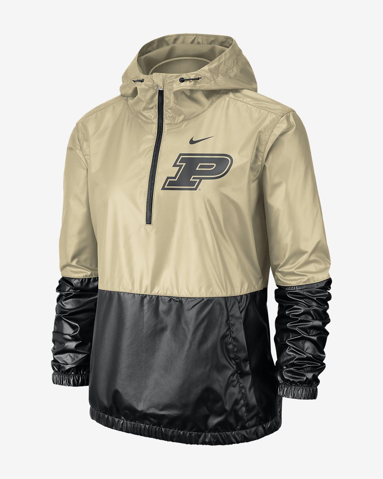 Nike College Anorak (Purdue) Women's Jacket
