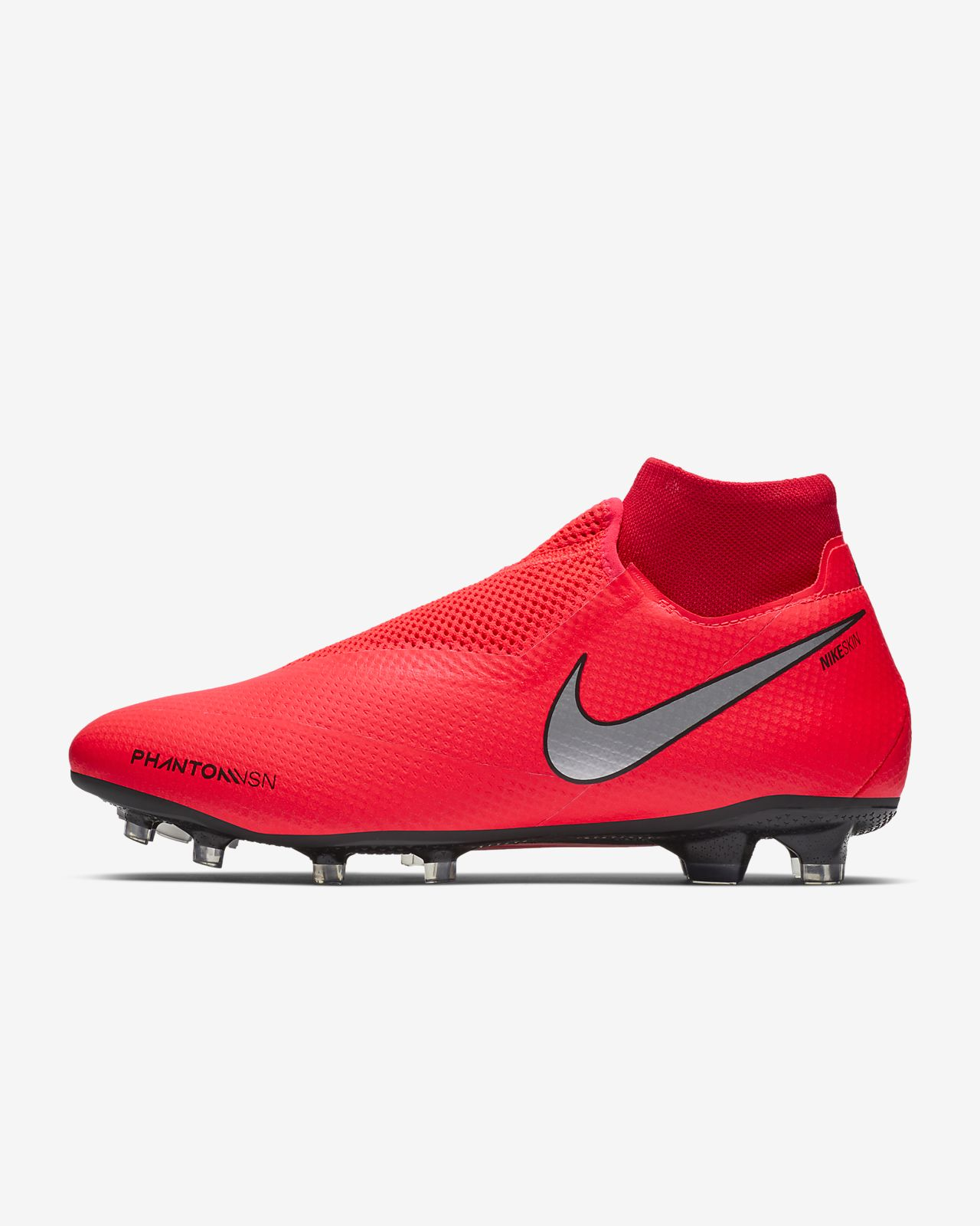 Calzado de fútbol para terreno firme Nike PhantomVSN Pro Dynamic Fit Game Over FG