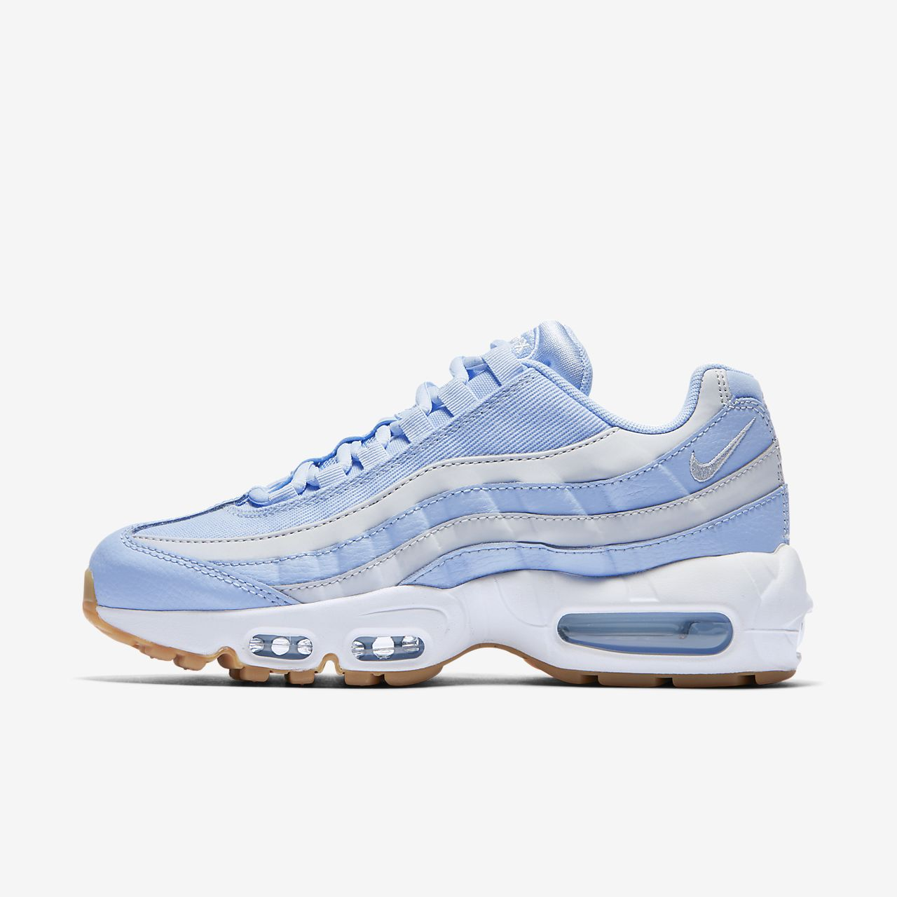 cheapest nike air max 95 cuir bleu marron 9582c caf08