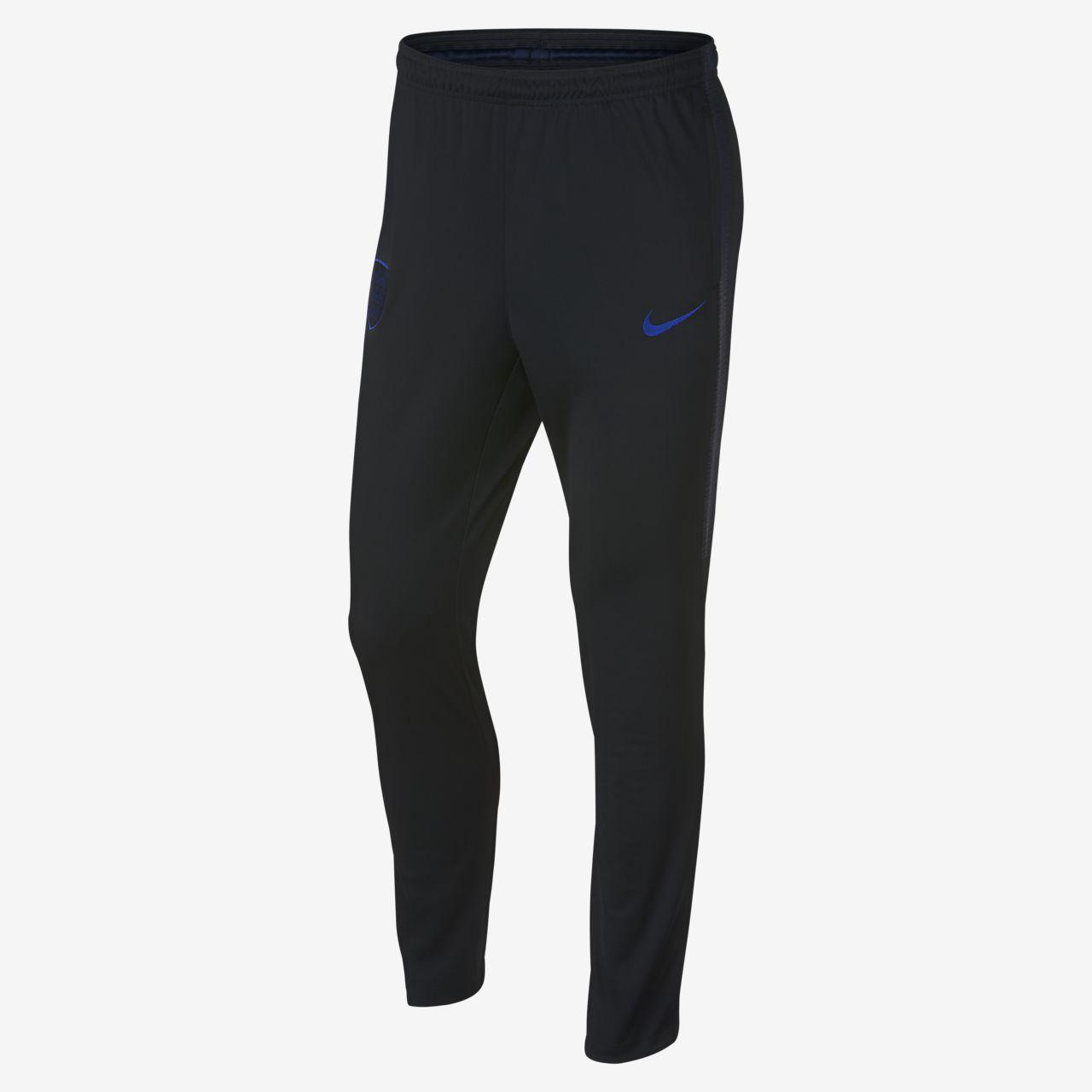 Pantalones de entrenamiento de fútbol para hombre England Dri-FIT Squad