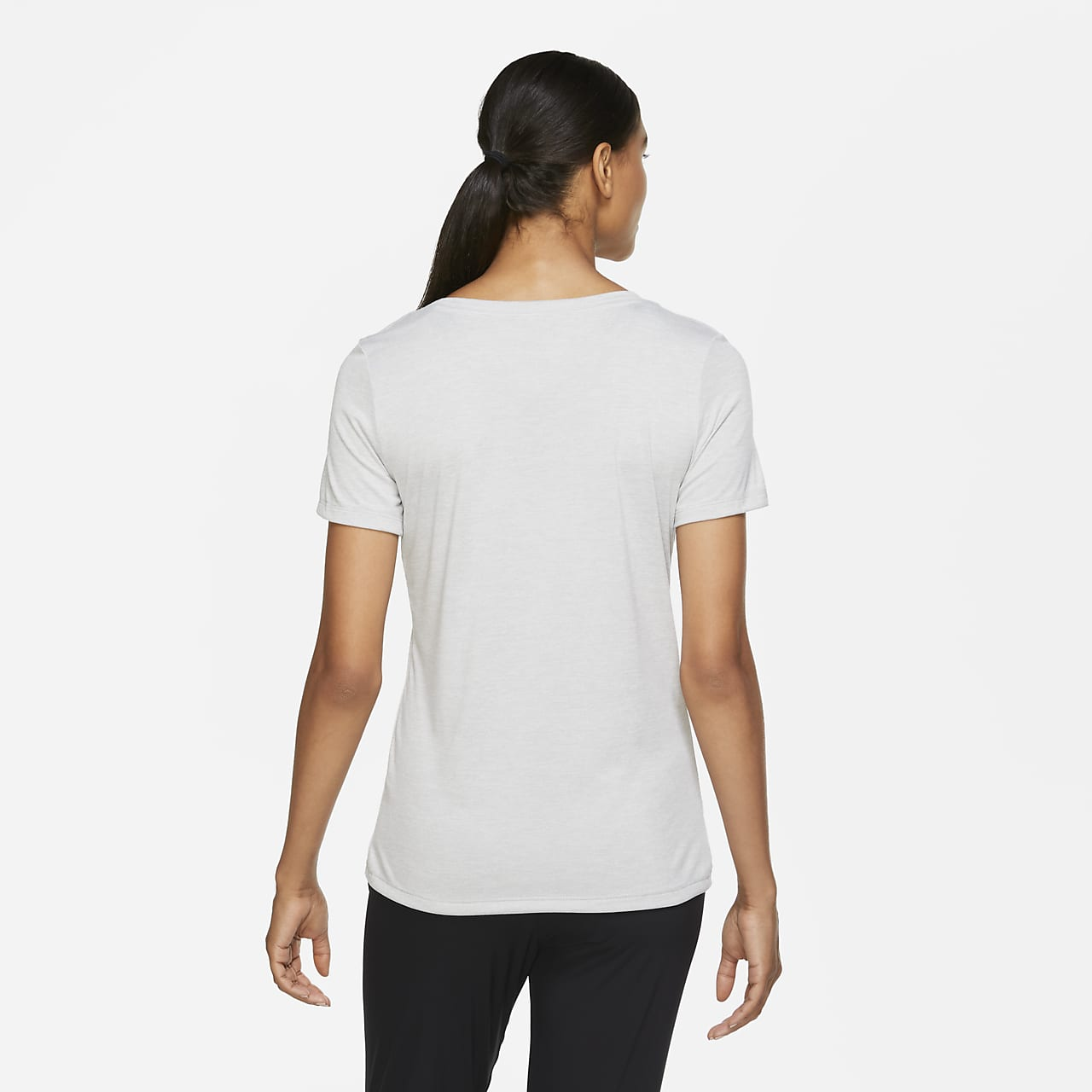 bb7fdb3caa9 Nike Dry Women's Training T-Shirt. Nike.com
