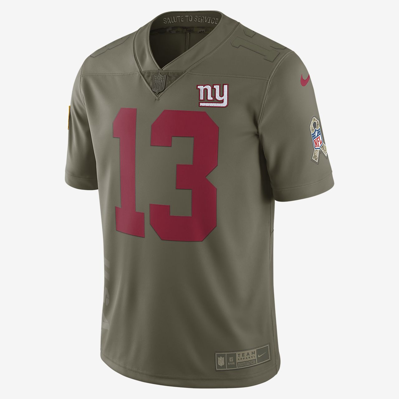 ... NFL Giants Limited STS (Odell Beckham Jr.) Men's Football Jersey