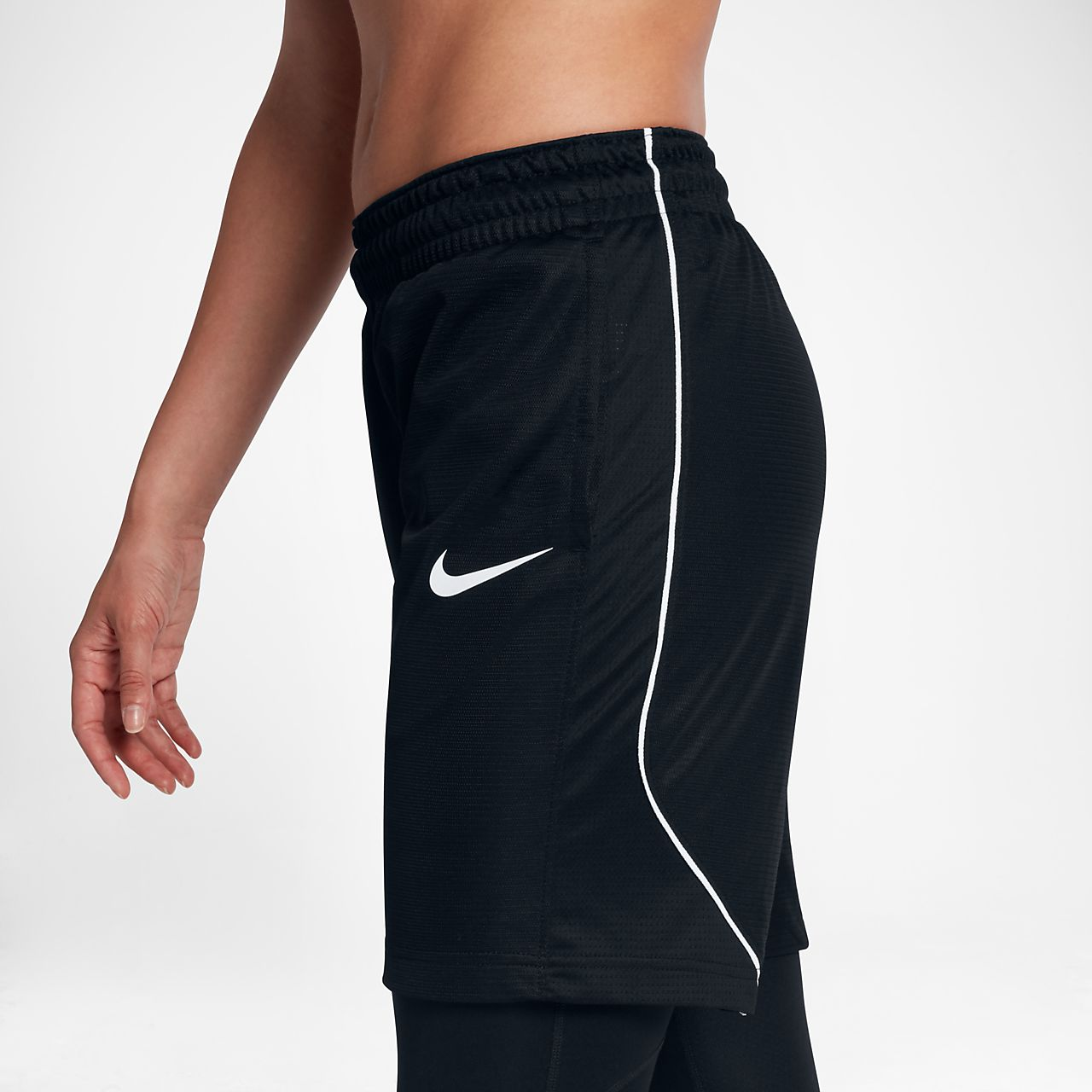 Shorts da basket 25,5 cm Nike Dry Essential - Donna