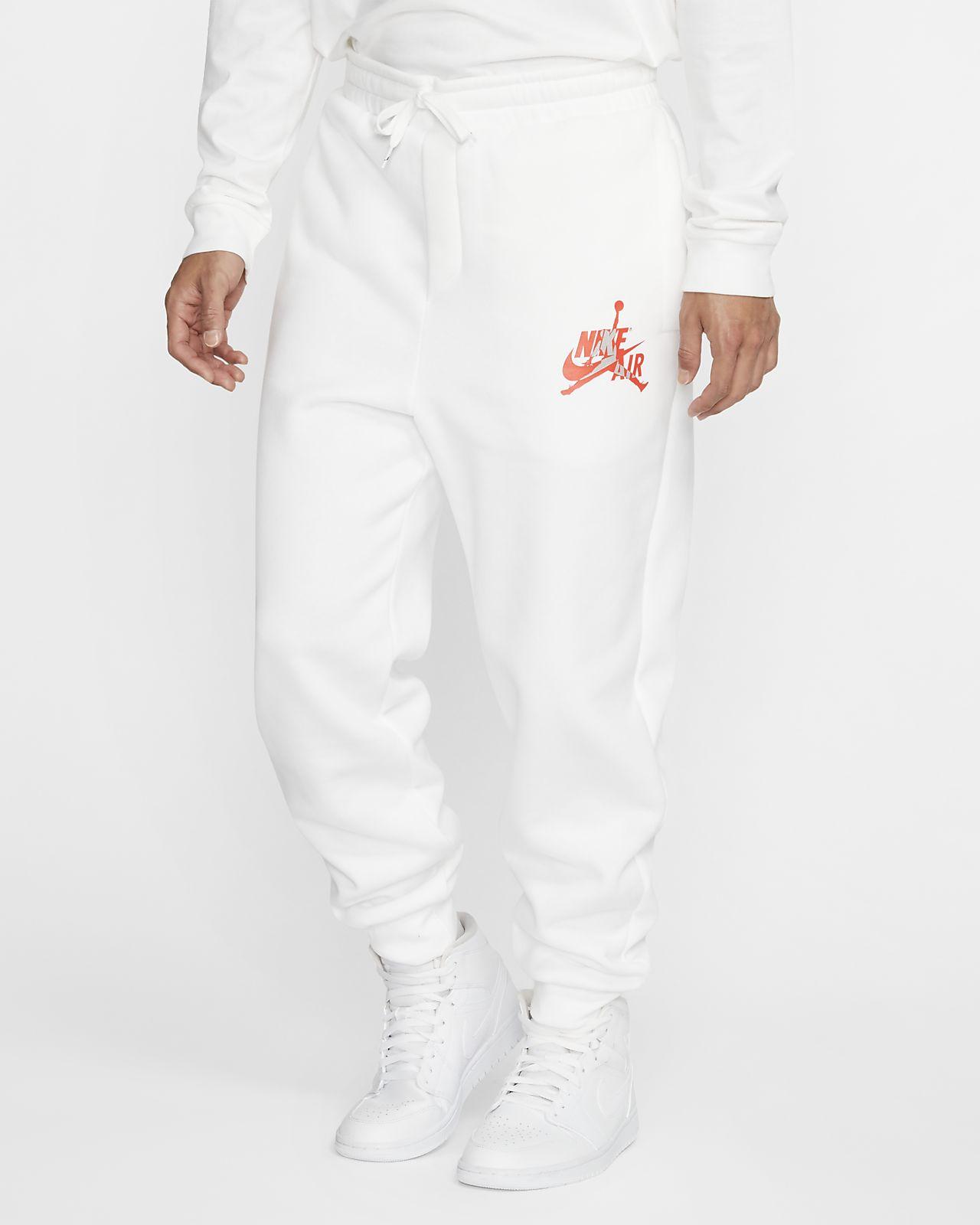 Spodnie z dzianiny Jordan Jumpman Classics