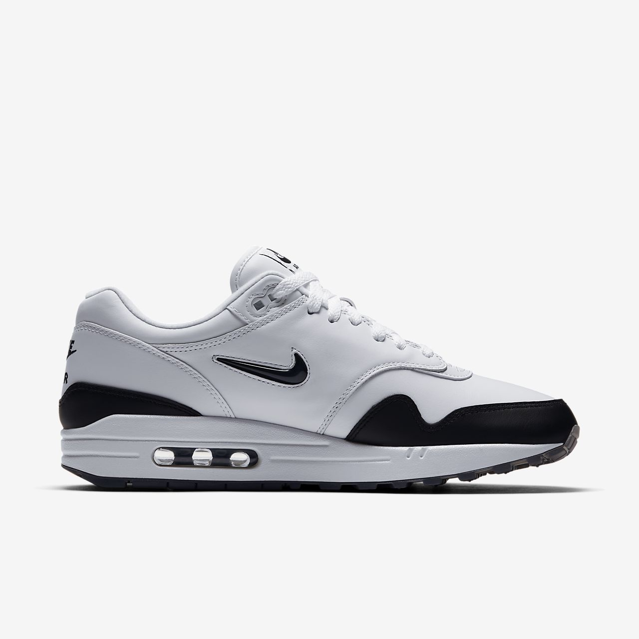 Nike Zapatilla W Air Max 1 Premium Sc Mujer Negro 41 7DLhxP