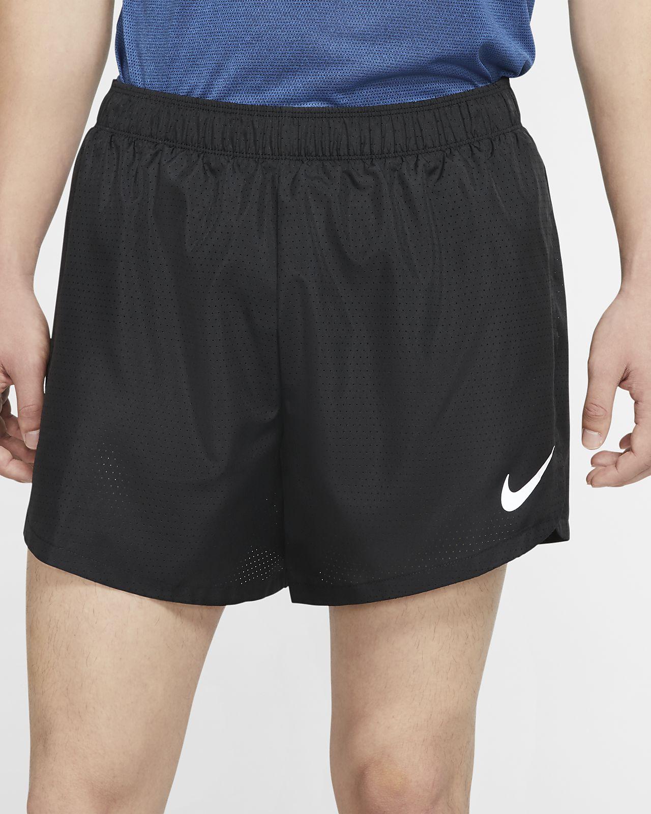 Nike Herren Laufshorts mit Futter (ca. 13 cm)