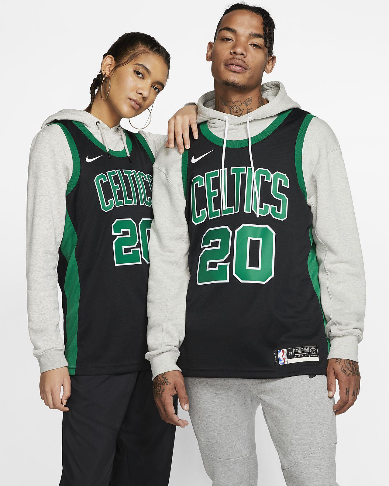 Maillot connecté Nike NBA Gordon Hayward Statement Edition Swingman (Boston Celtics) pour Homme