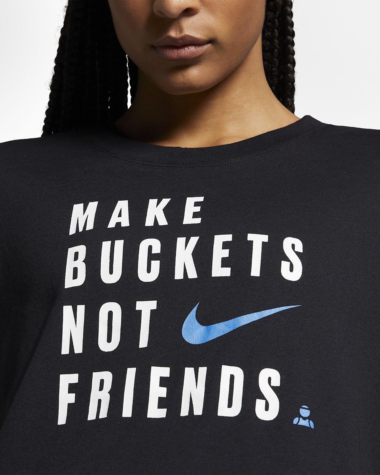 799d5e61 Nike Dri-FIT Women's Basketball T-Shirt. Nike.com DK