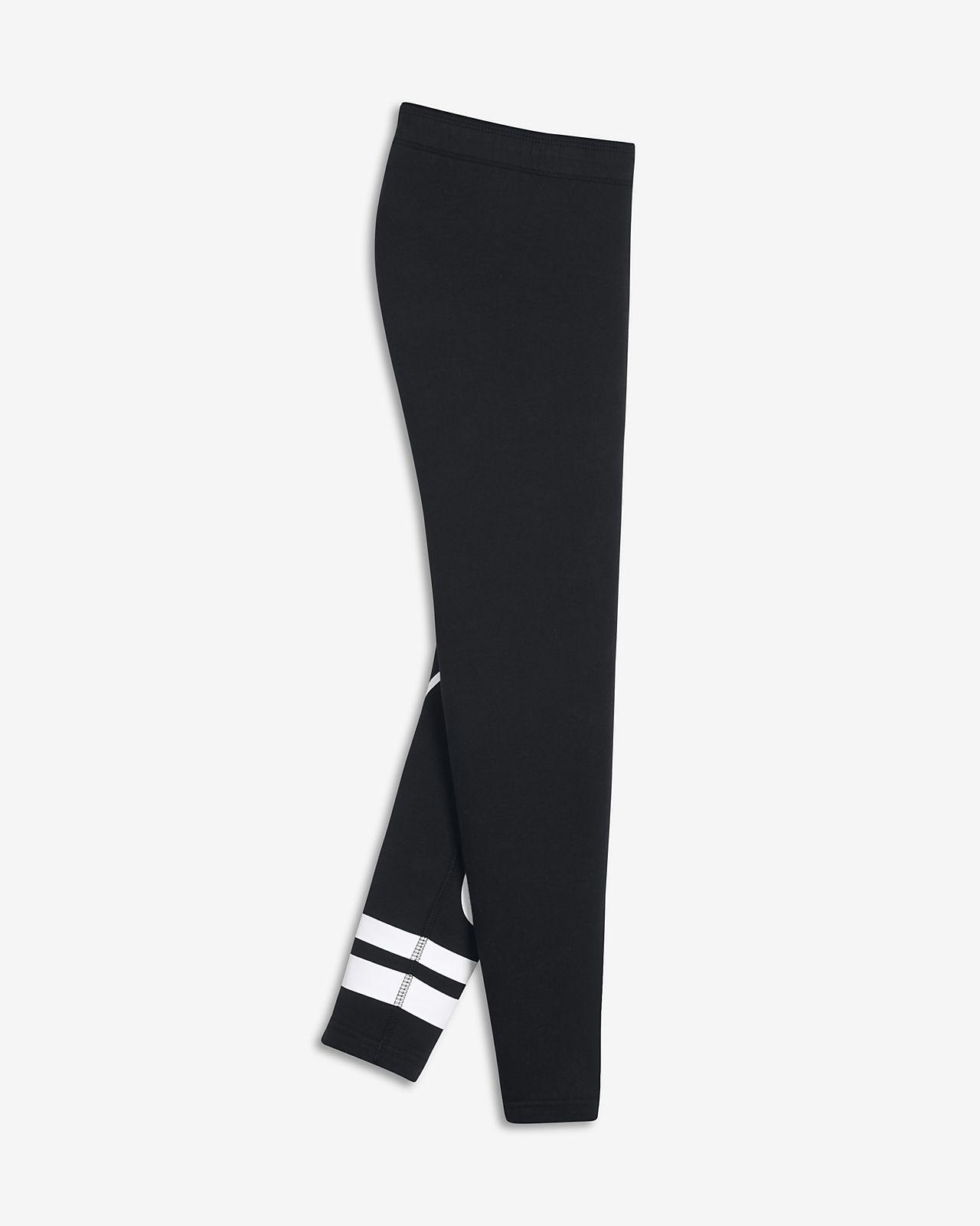 Nike Sportswear Legging met graphic voor meisjes