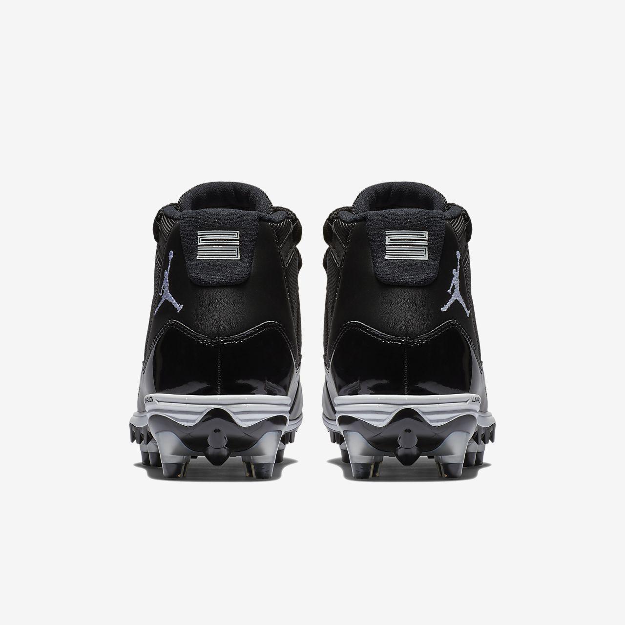 Jordan XI Retro TD Men s Football Cleat. Nike.com 6562c0d26
