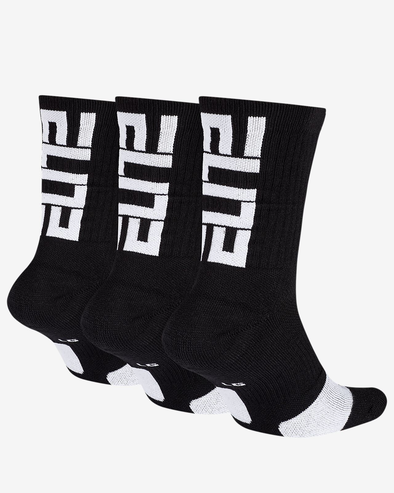 1d01d2bdcf Calze da basket Nike Elite Crew (3 paia). Nike.com IT