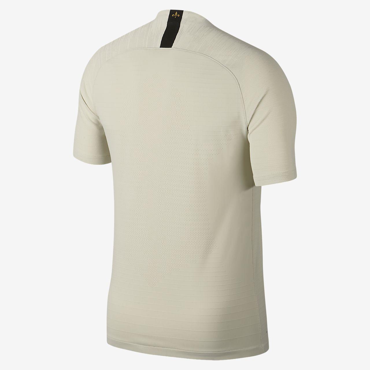 c9a14a1c62ff51 2018 19 Paris Saint-Germain Vapor Match Away Men s Football Shirt ...