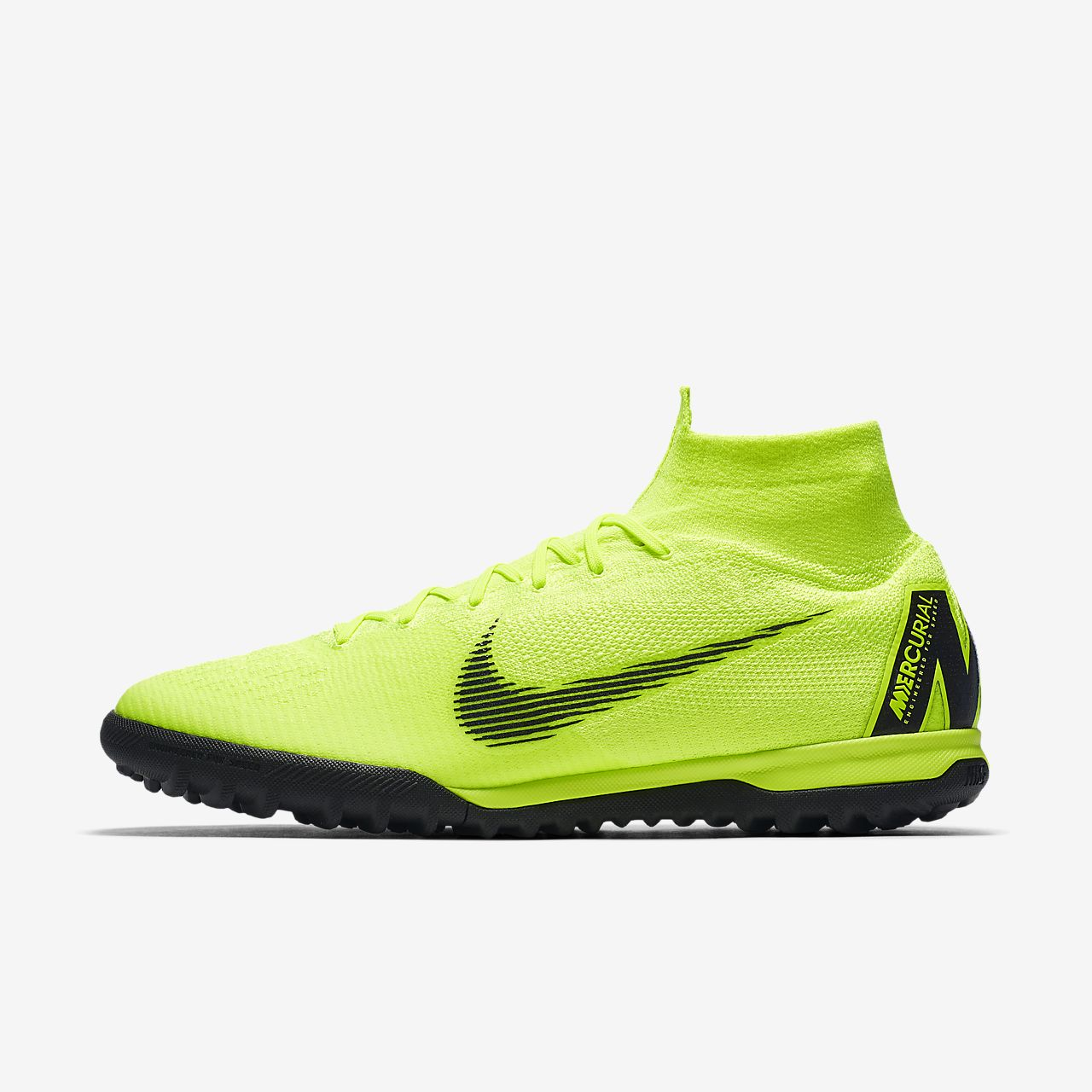Chuteiras de futebol para relva artificial Nike SuperflyX 6 Elite TF ... 77251899ac1cc