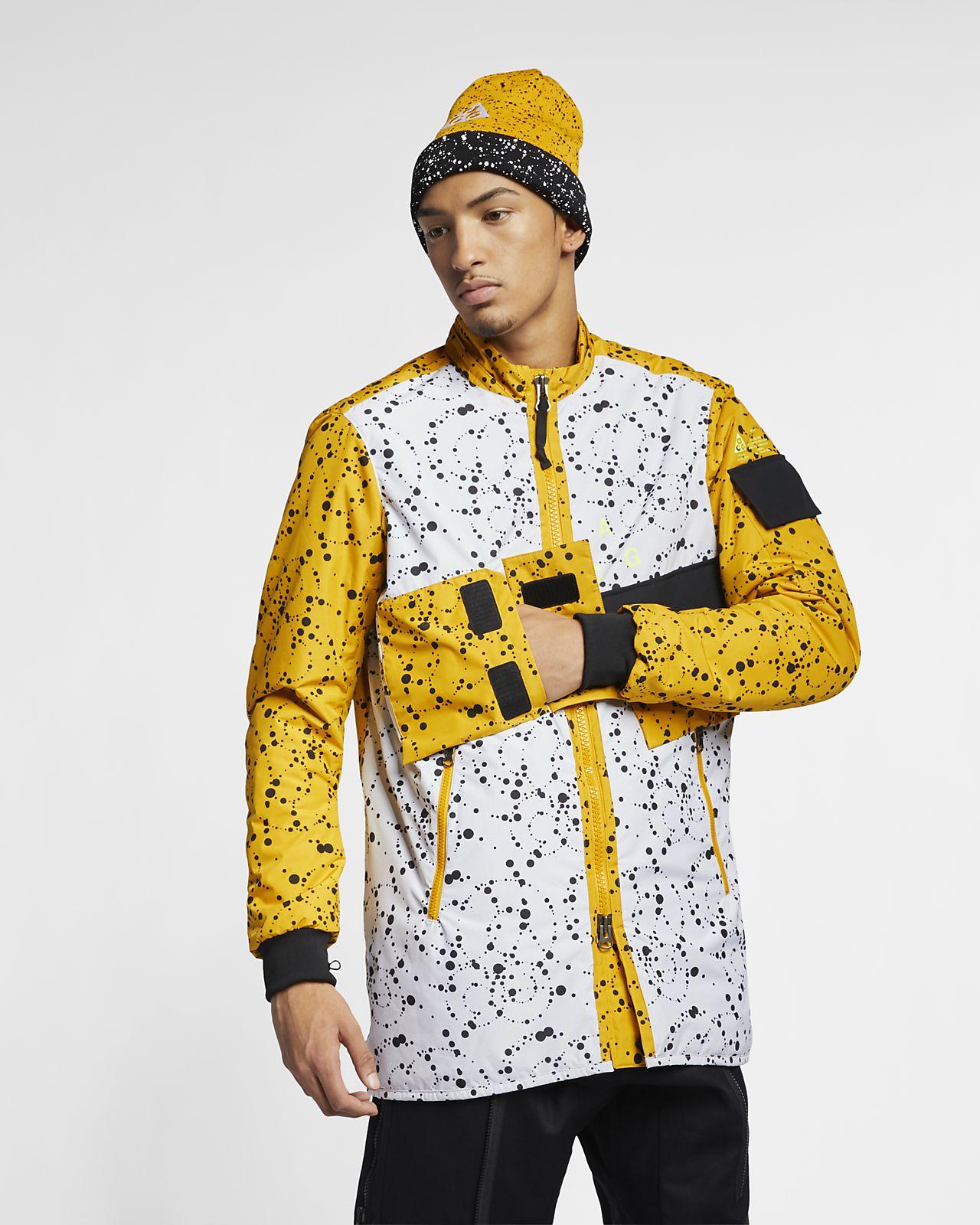 Pánská bunda NikeLab ACG s izolační vrstvou