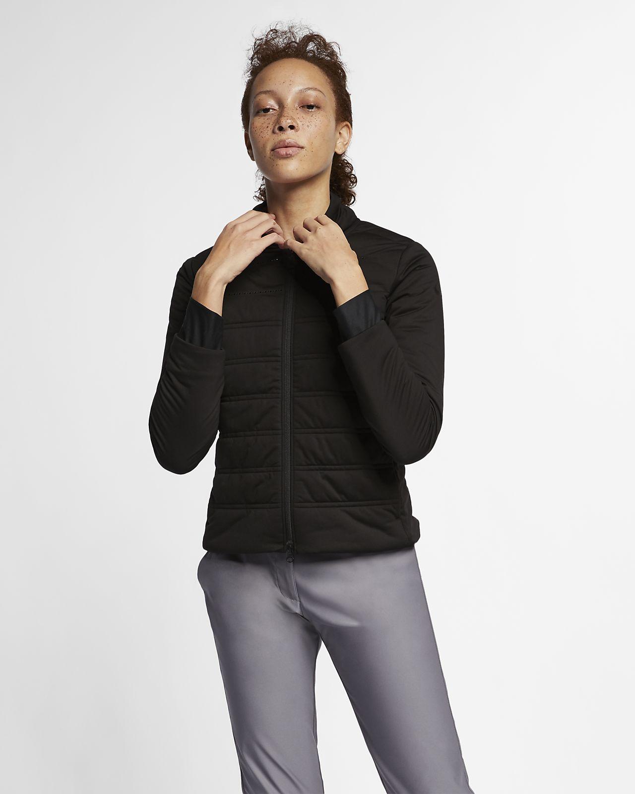 Golfjacka Nike AeroLoft för kvinnor
