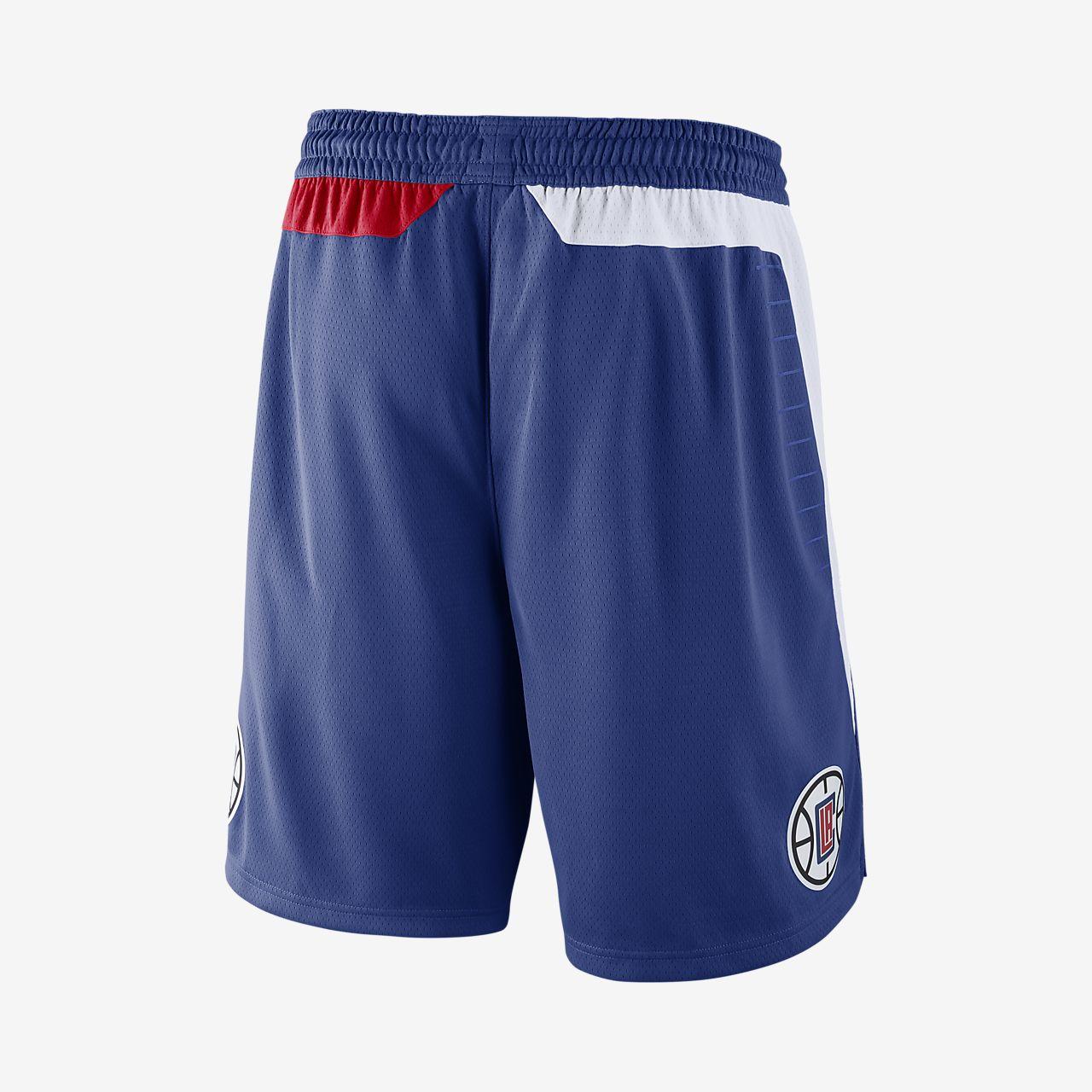 ... LA Clippers Nike Icon Edition Swingman Men's NBA Shorts