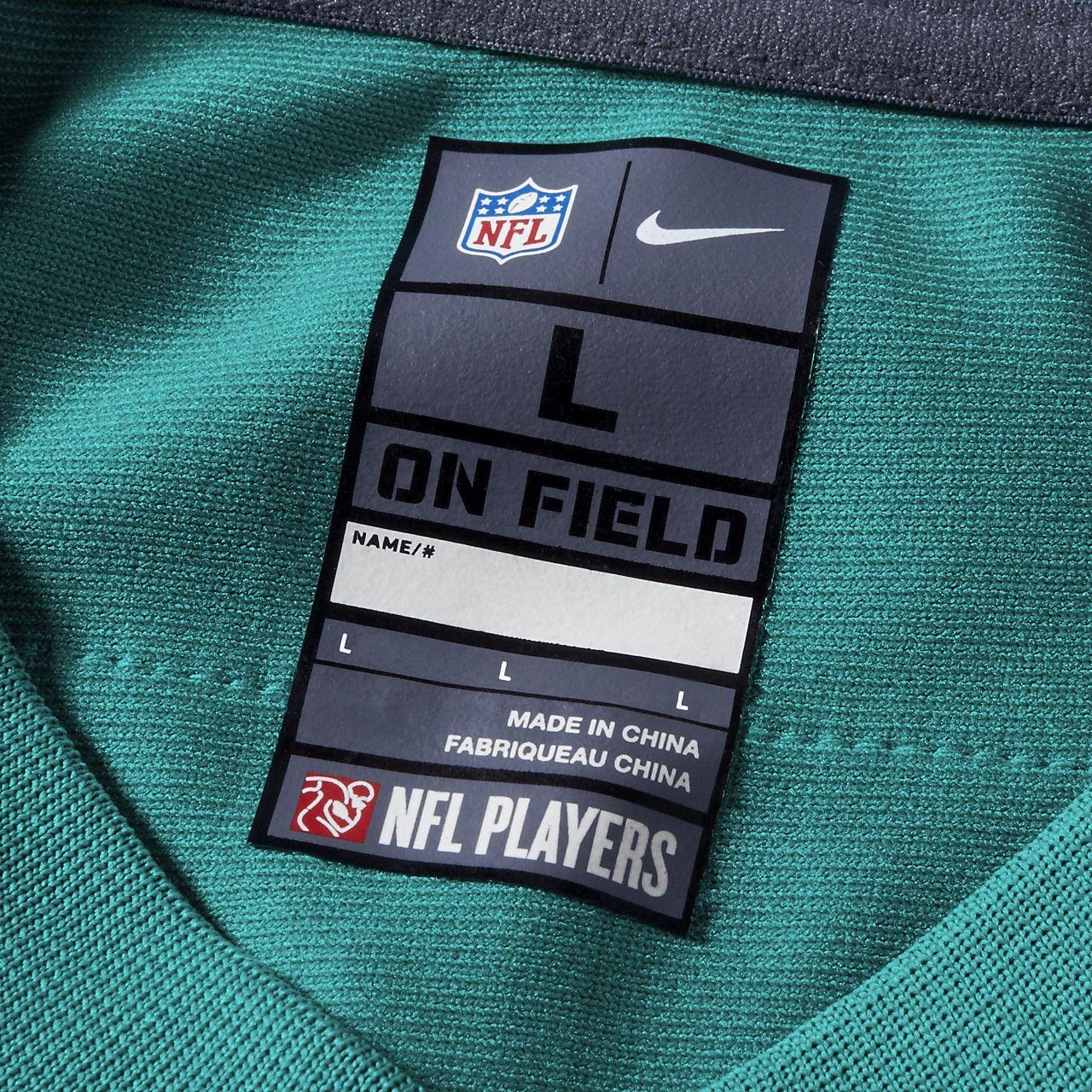 06e0ab51c ... Camisola de jogo principal de futebol americano NFL Miami Dolphins  (Ryan Tannehill) para homem