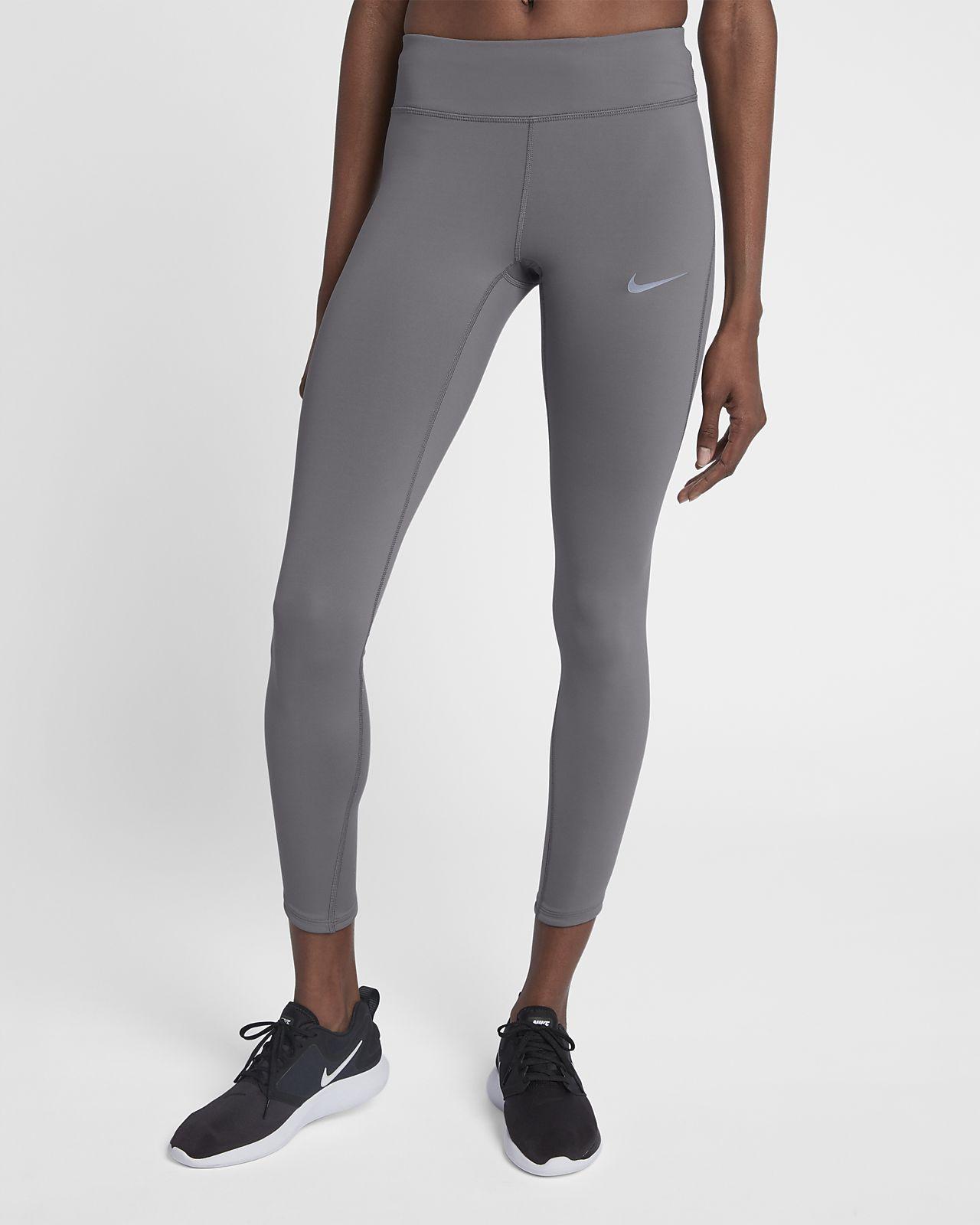 Nike Epic Lux Lauf-Tights mit halbhohem Bund für Damen