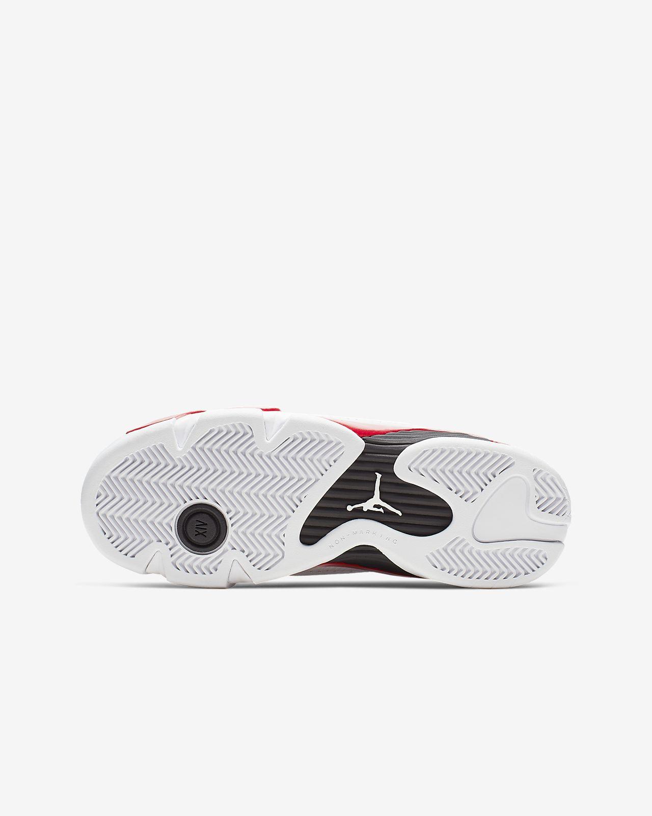 competitive price cadf4 109f8 ... Air Jordan 14 Retro Big Kids  Shoe