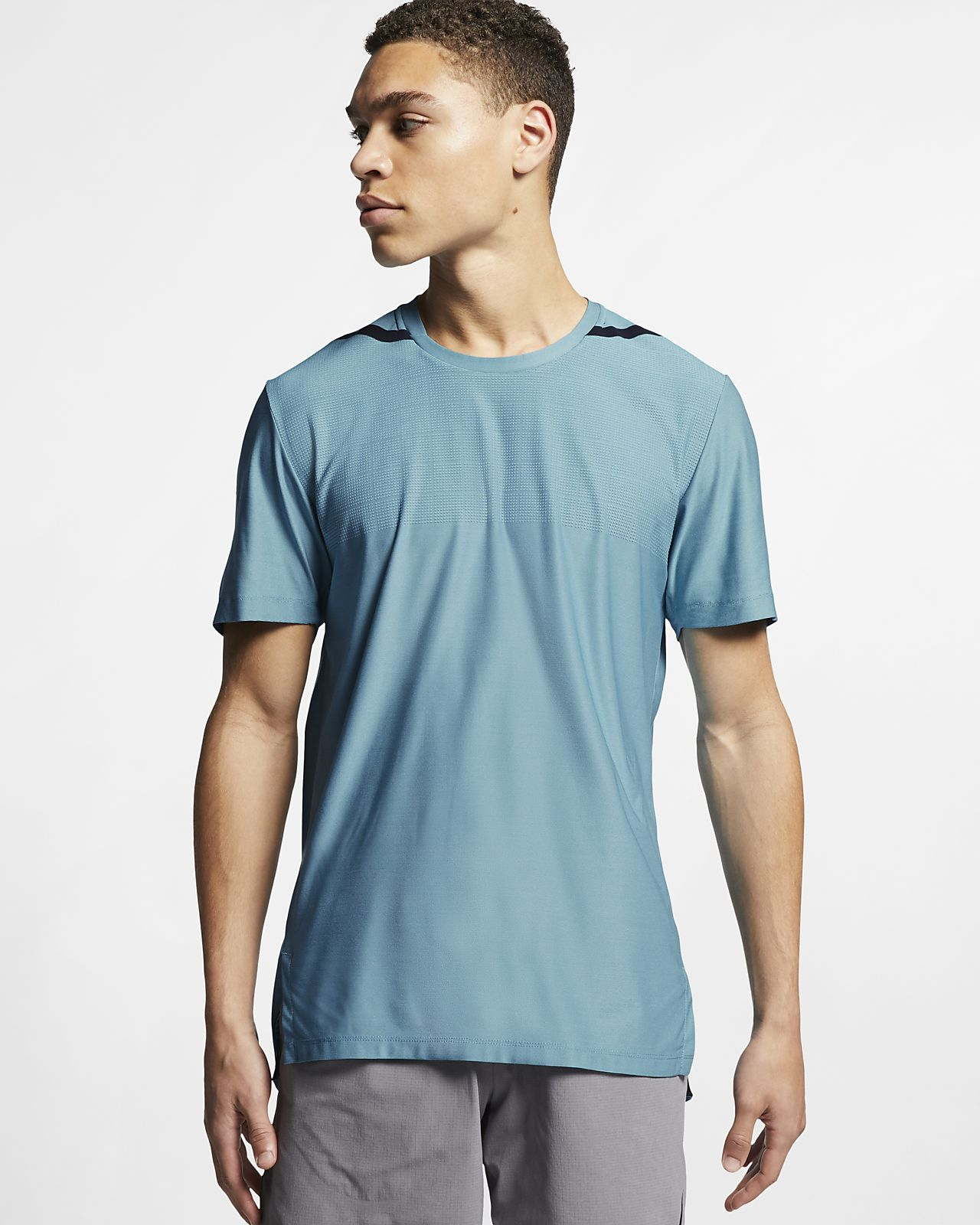 fdd9a3457c4e74 Nike Dri-FIT Tech Pack Men s Short-Sleeve Training Top. Nike.com