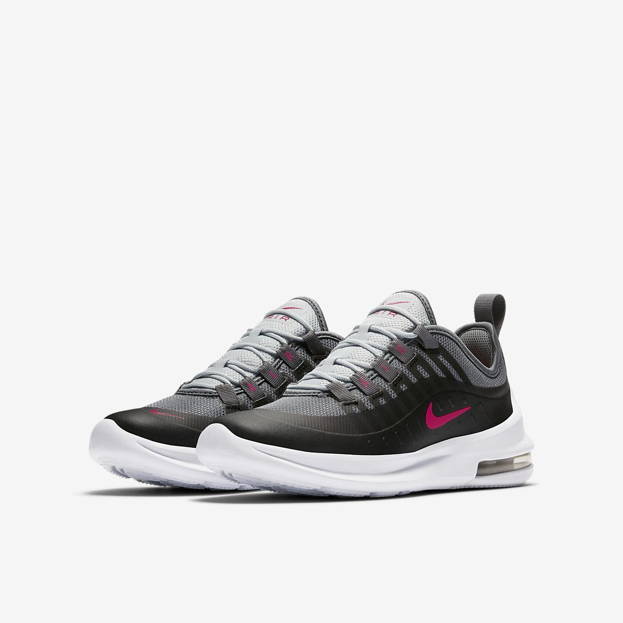 Nike Air Max Axis SortNeonGrå fra Nike Sneakers
