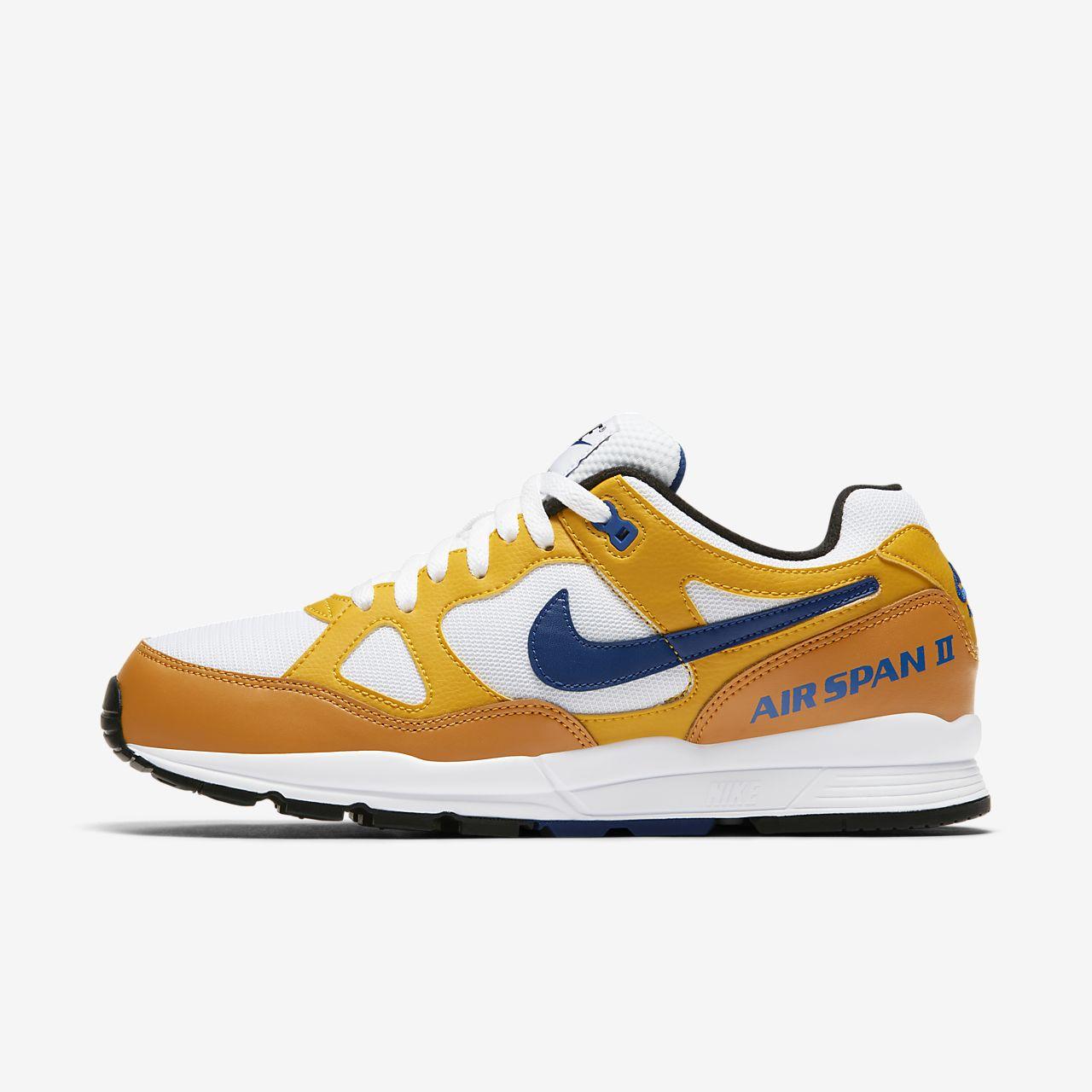 online retailer 9a924 a2555 ... Nike Air Span II Zapatillas - Hombre