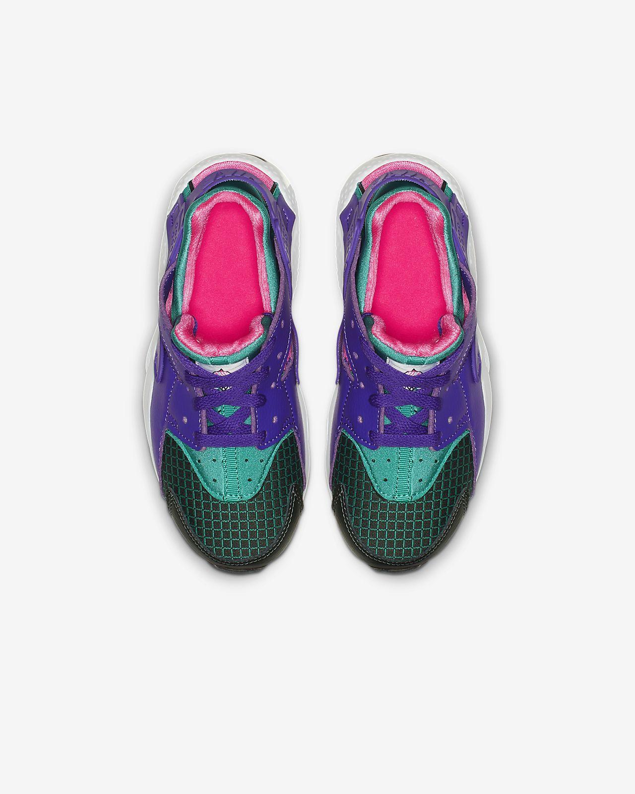 16c18ee41eab Nike Huarache Run Ultra Now Little Kids  Shoe. Nike.com
