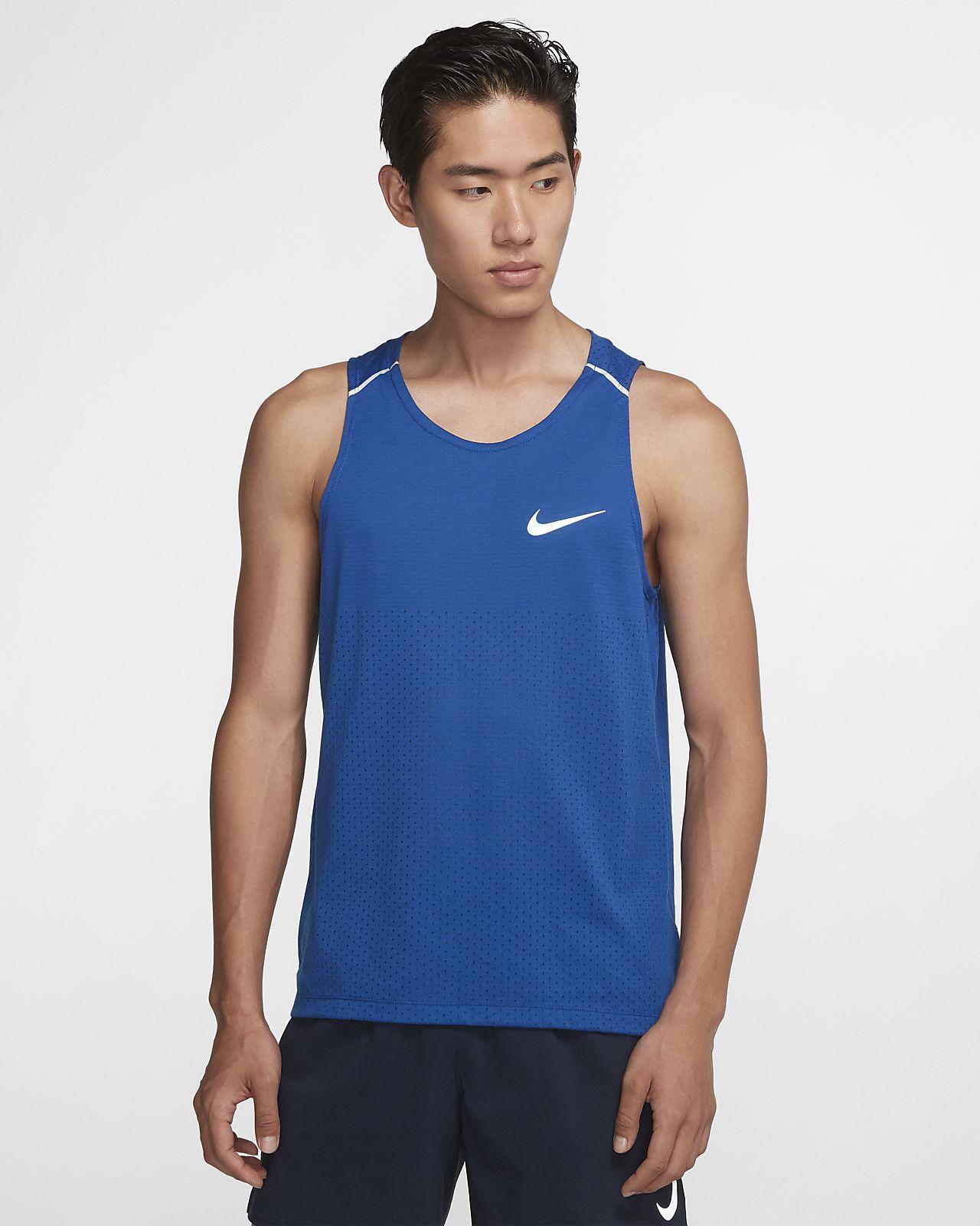 Nike Breathe 男子短袖训练上衣