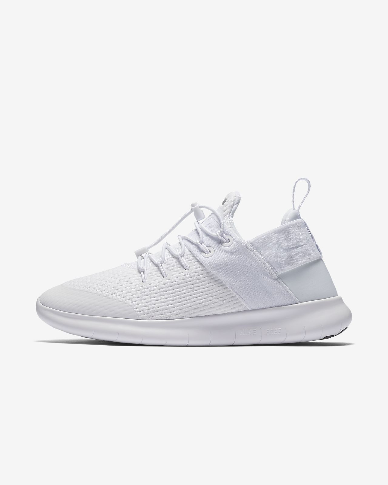 Nike Free RN Commuter 2017 Women's Running Shoes White