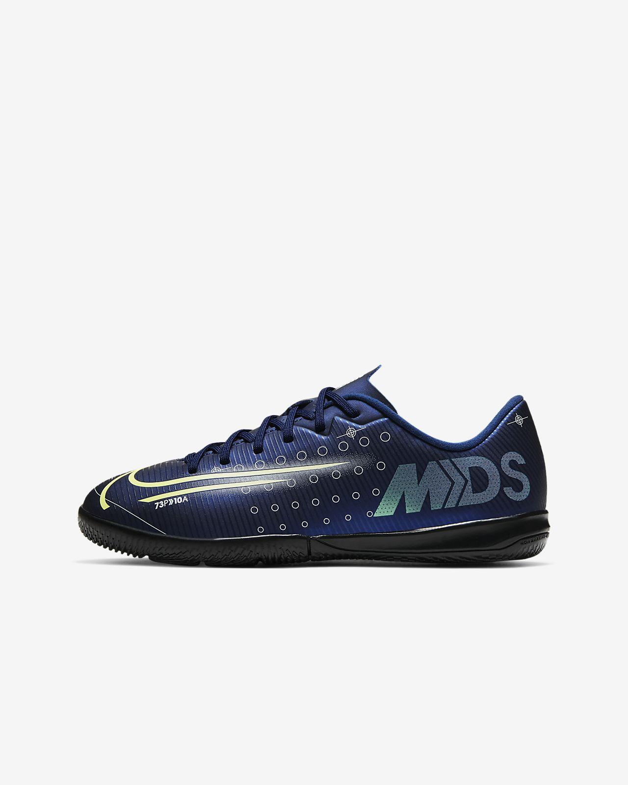 Nike Jr. Mercurial Vapor 13 Academy MDS IC Younger/Older Kids' Indoor Court Football Shoe