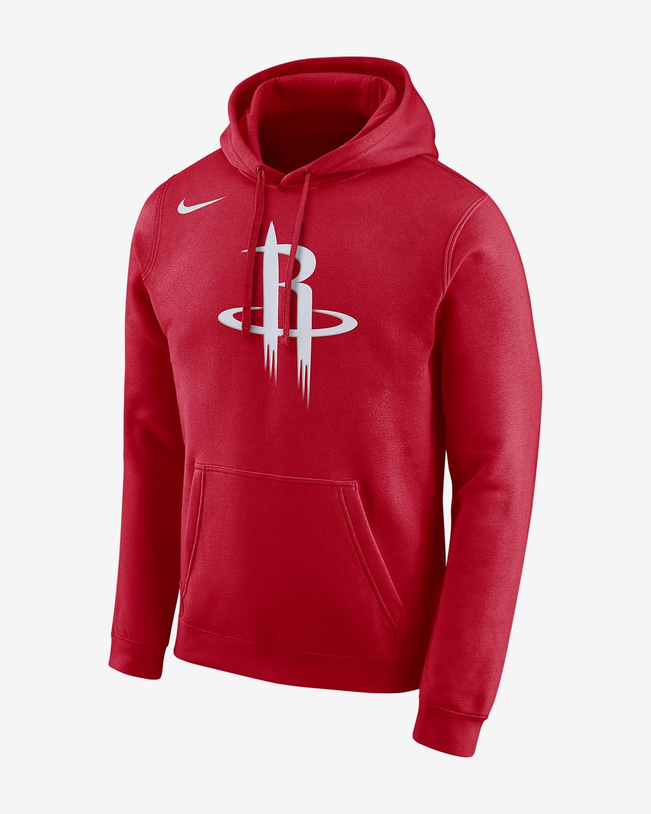 f66c49736c5 Houston Rockets Nike Men's Logo NBA Hoodie. Nike.com