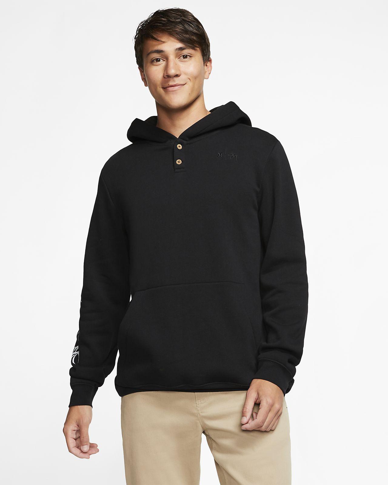 Hurley Sig Zane Men's Pullover Fleece Top