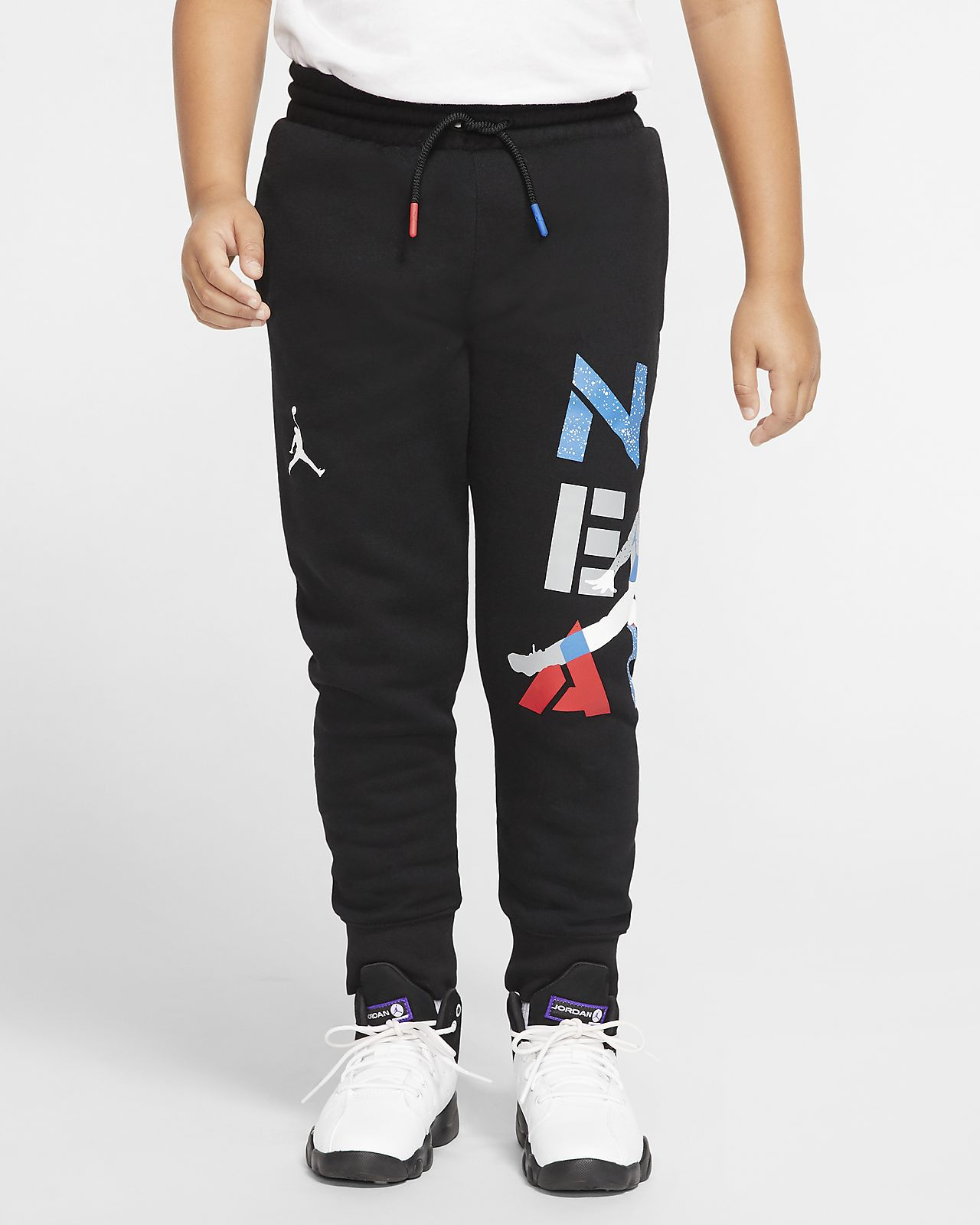 Air Jordan Younger Kids' Cuffed Trousers