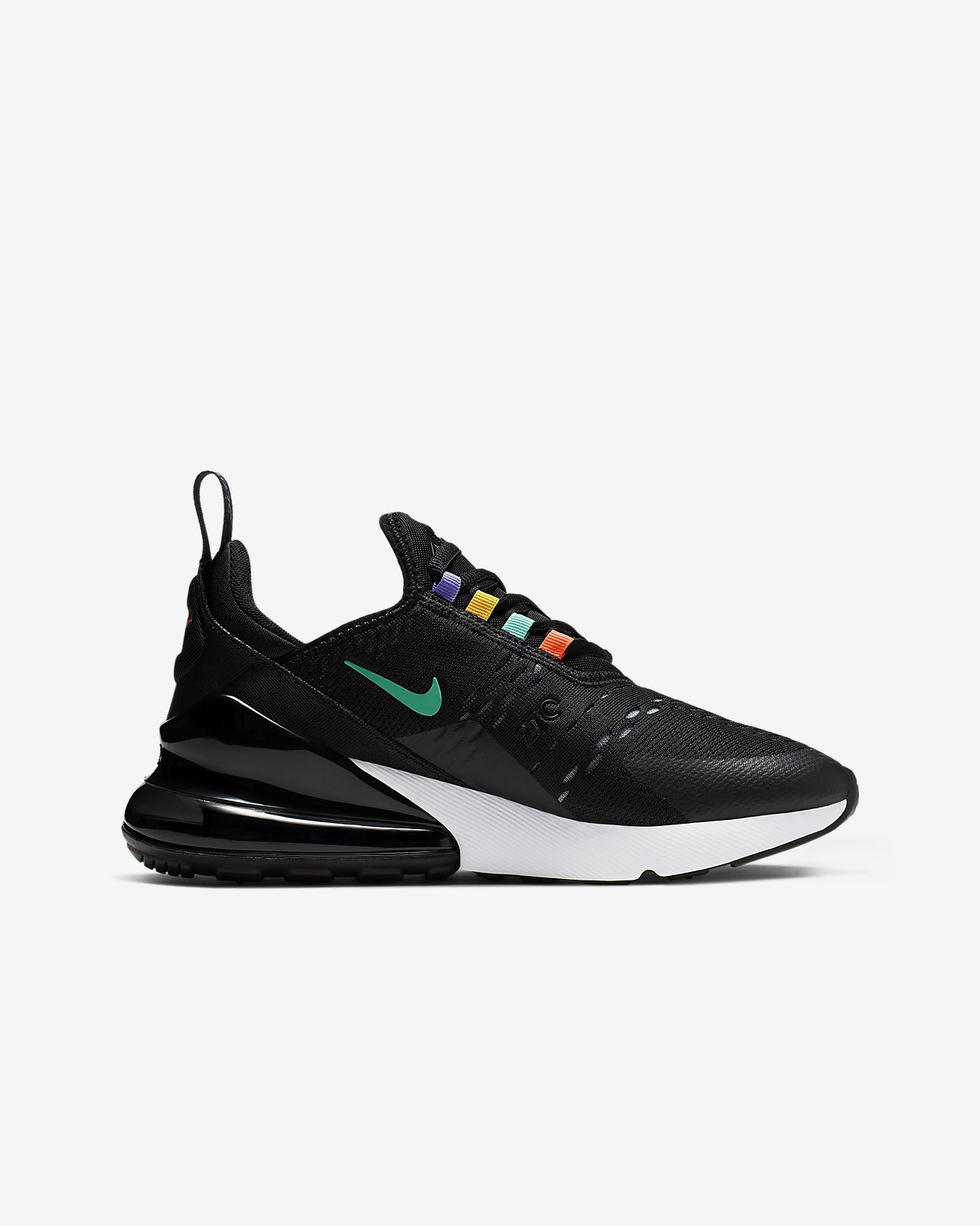 Sko Nike Air Max 270 Game Change för ungdom