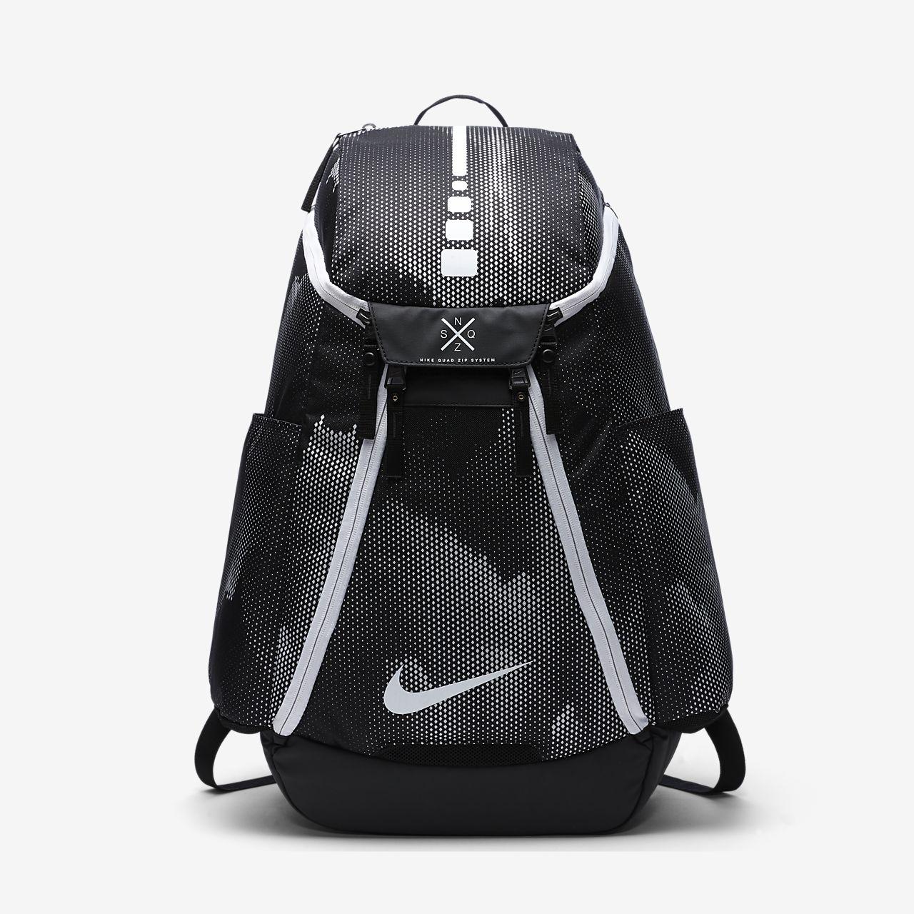 All Black Nike Elite Backpack- Fenix Toulouse Handball dd78833fae595