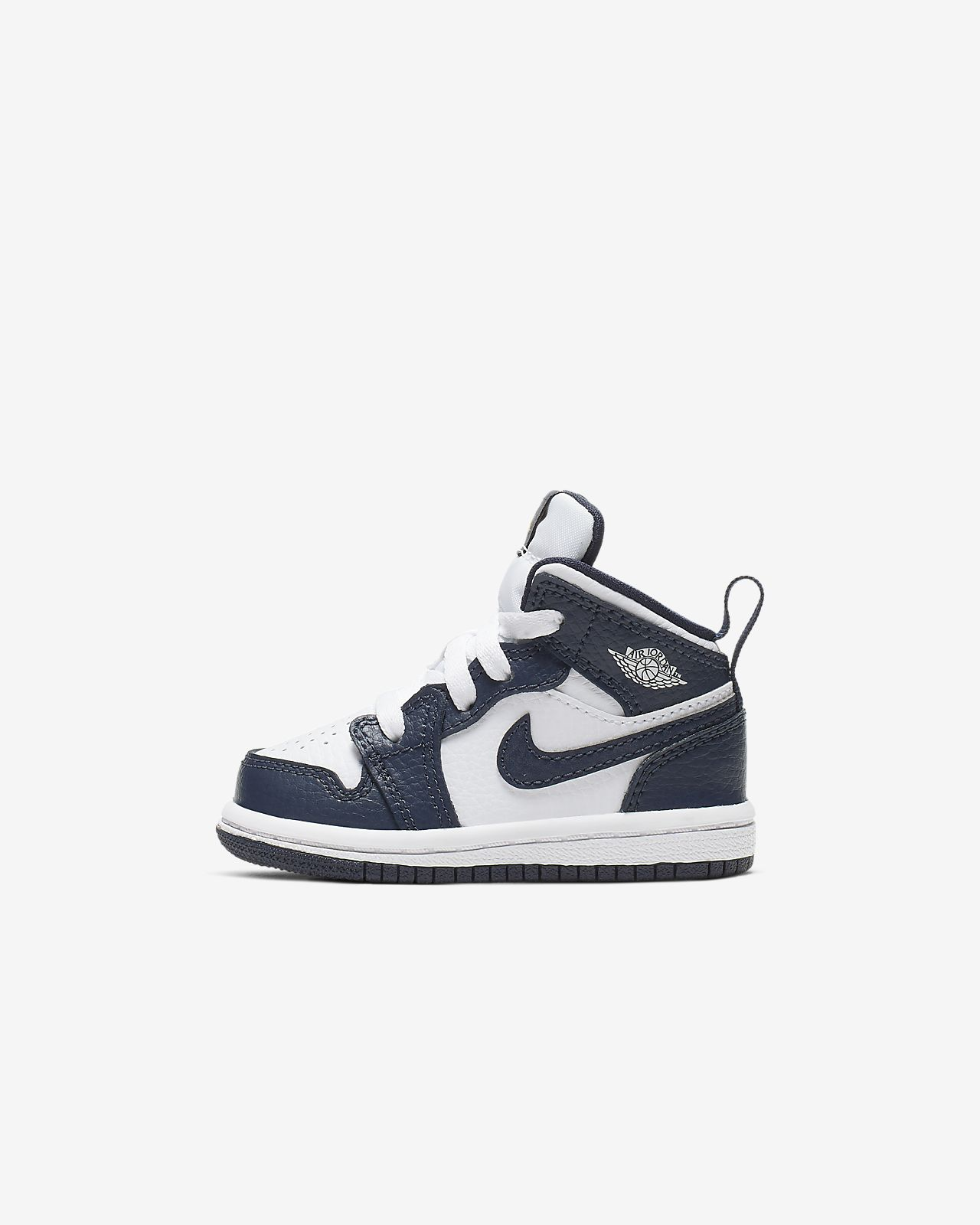 outlet store c3103 32504 Air Jordan 1 Mid Infant/Toddler Shoe