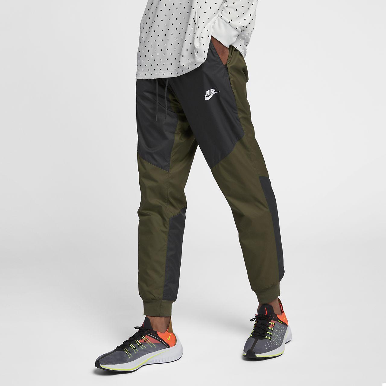 Nike Sportswear Windrunner Men s Pants. Nike.com eda6c222c