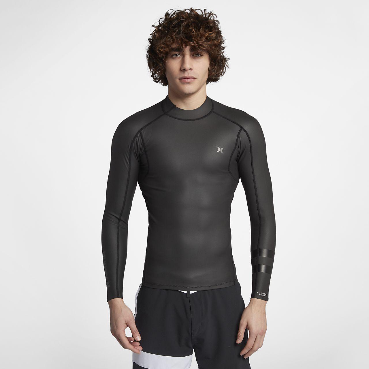 Hurley Advantage Plus Windskin Jacket Men's Wetsuit