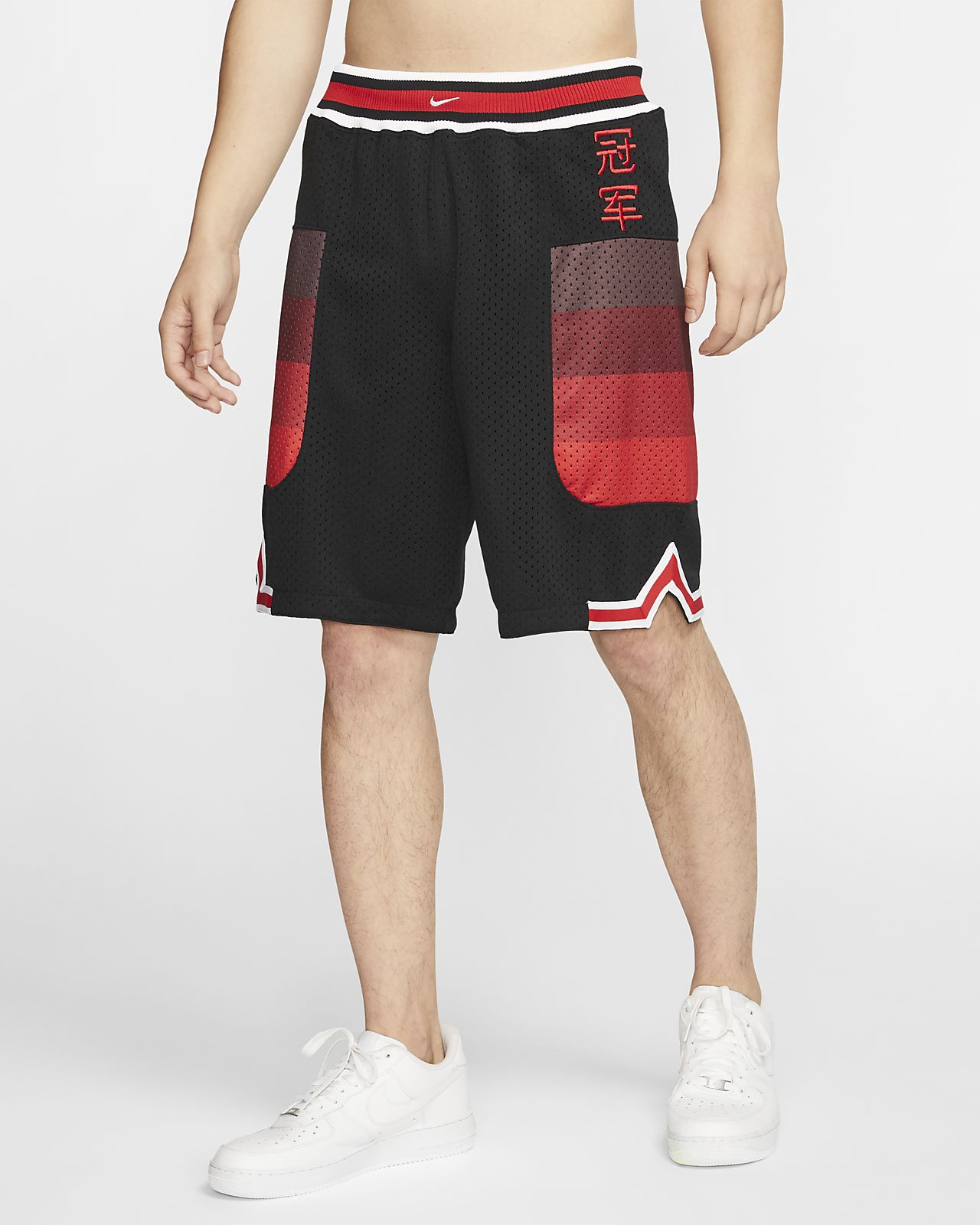 dragon ball z nike shorts