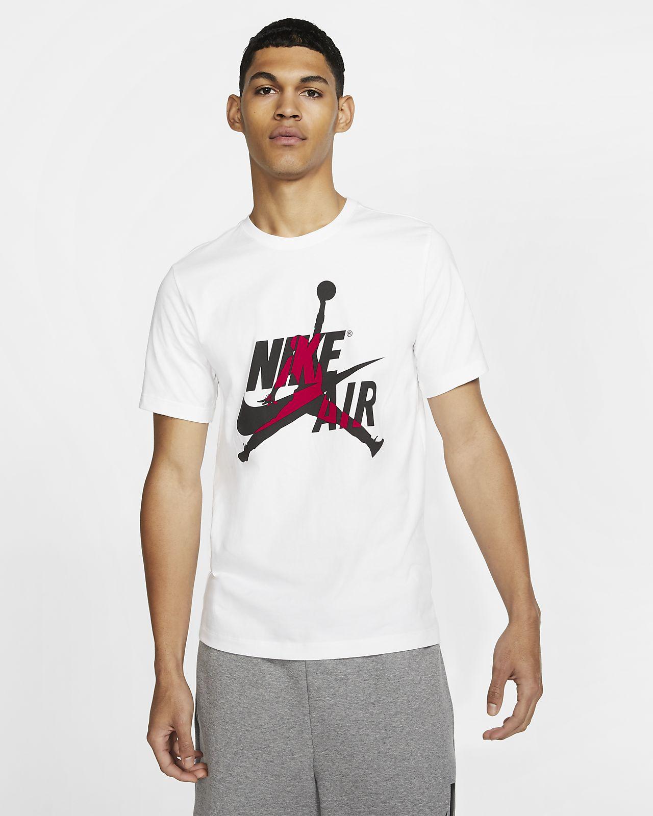 Jordan Classics Erkek Tişörtü