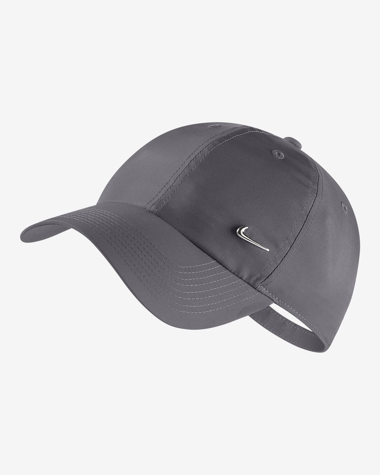 preview of sells reasonable price Nike Metal Swoosh H86 verstellbare Cap