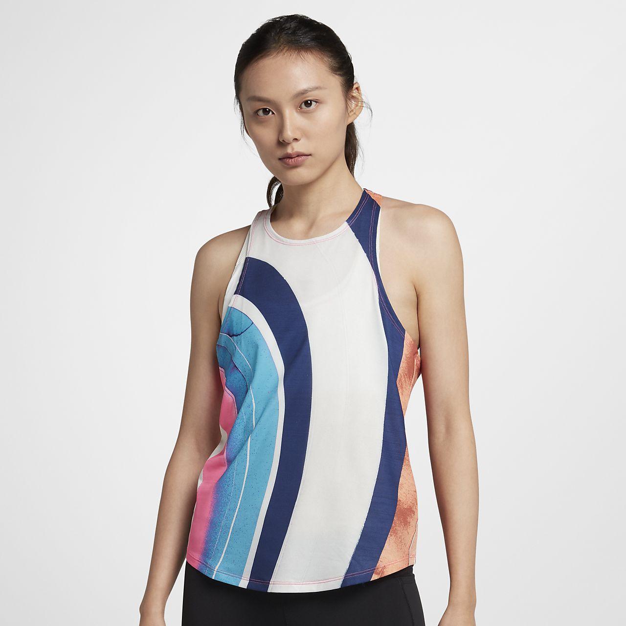 Nike 女款跑步背心