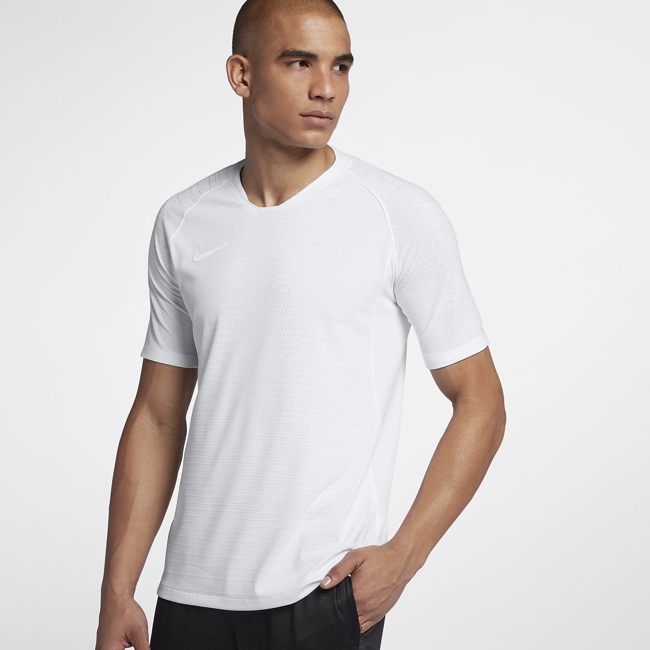 ab7c674f Nike VaporKnit Strike Men's Short-Sleeve Football Top. Nike.com DK