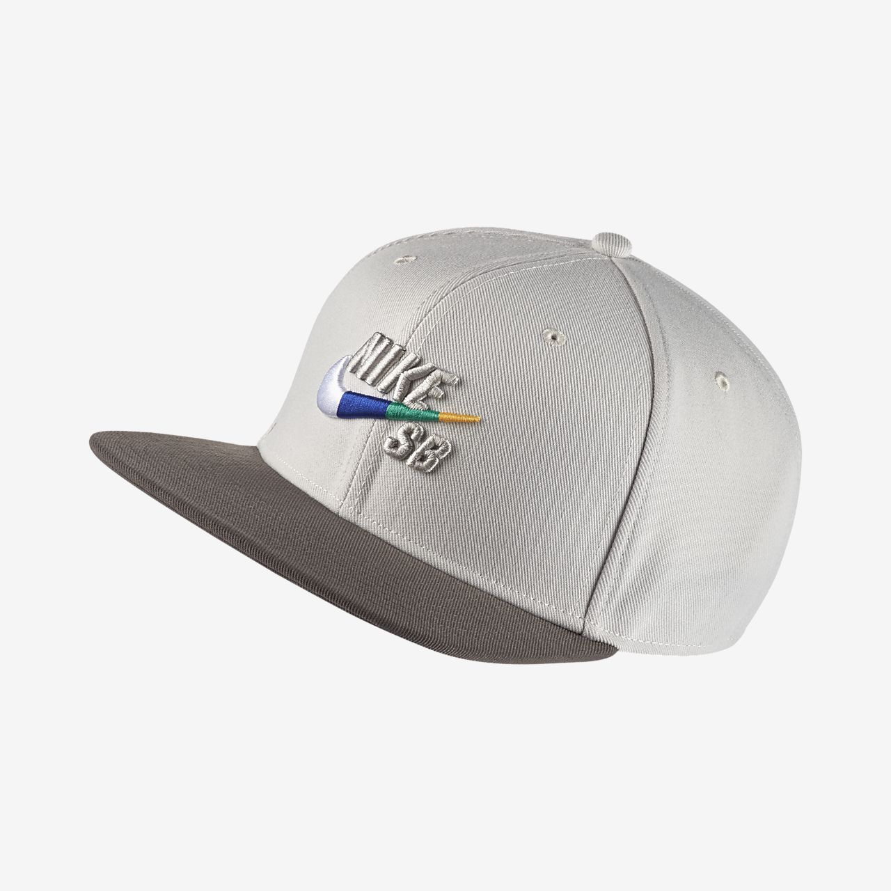Nike SB Icon Verstellbare Kappe - Schwarz ydEePn